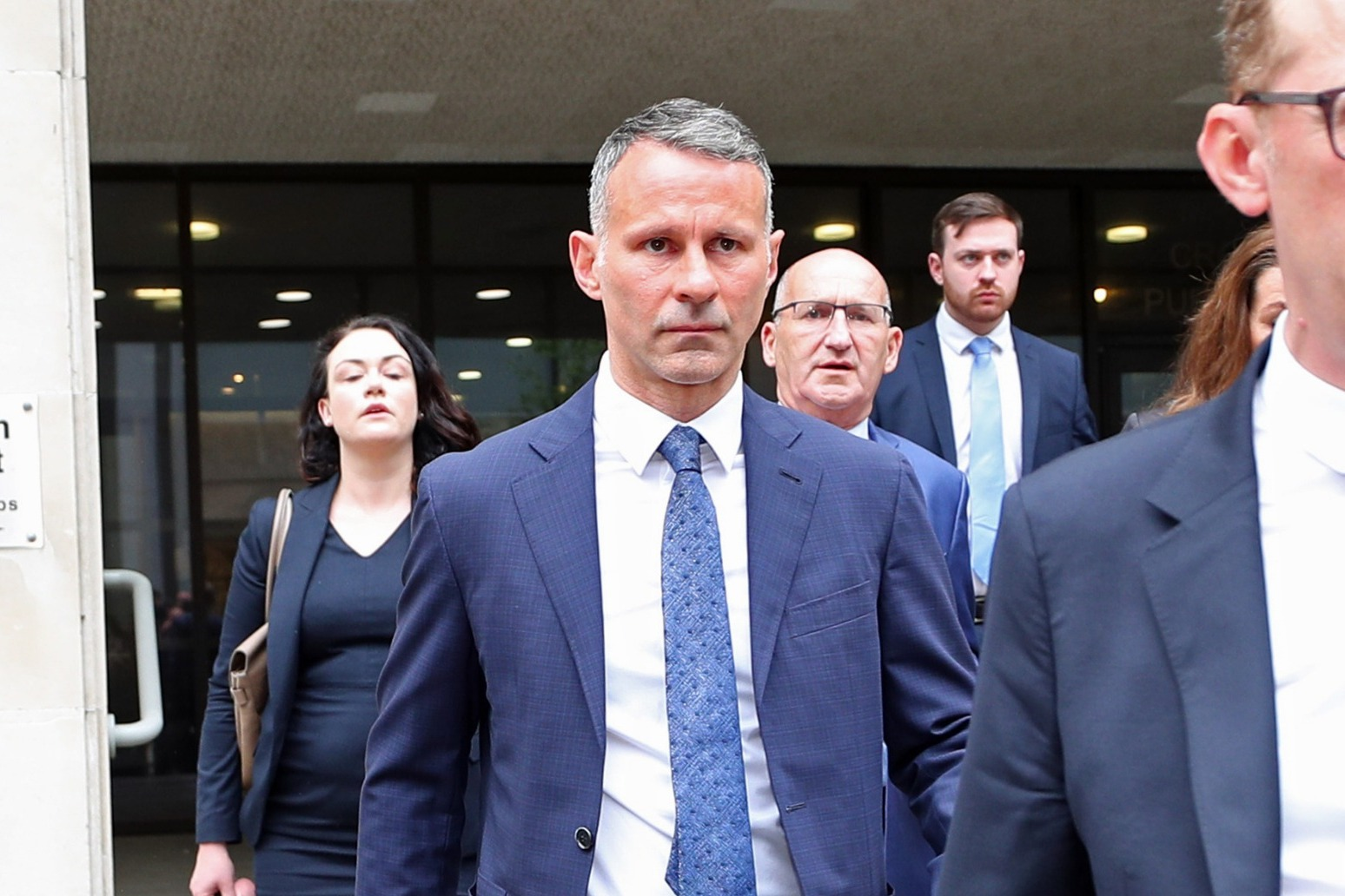 January trial date for Ryan Giggs on ex-girlfriend assault charge