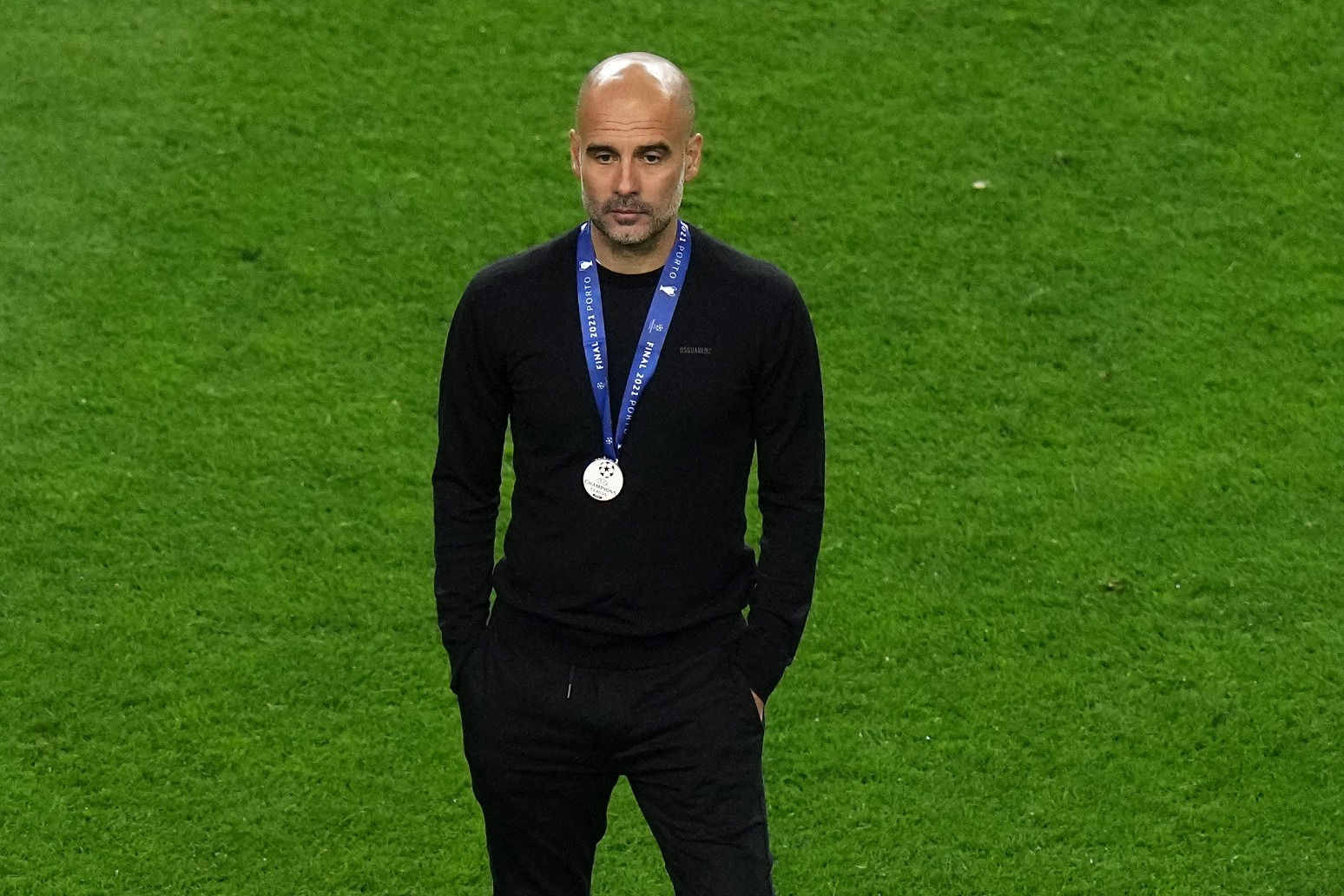 Pep Guardiola insists Manchester City will bounce back stronger from final loss