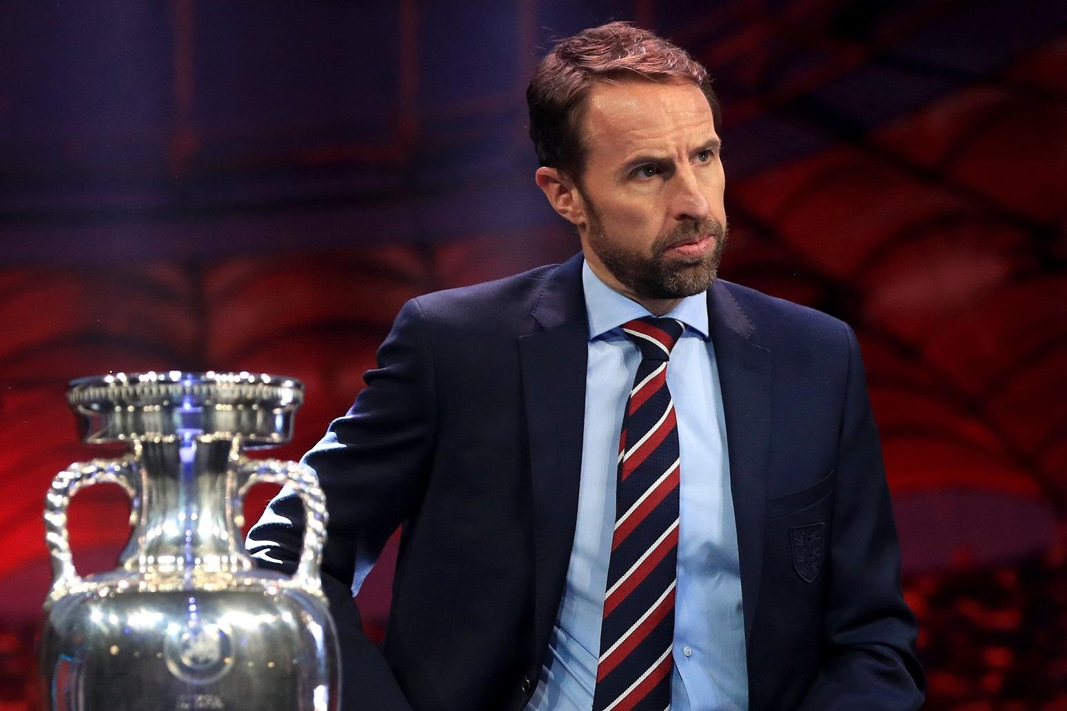 England Team for Euros 2020 Announced