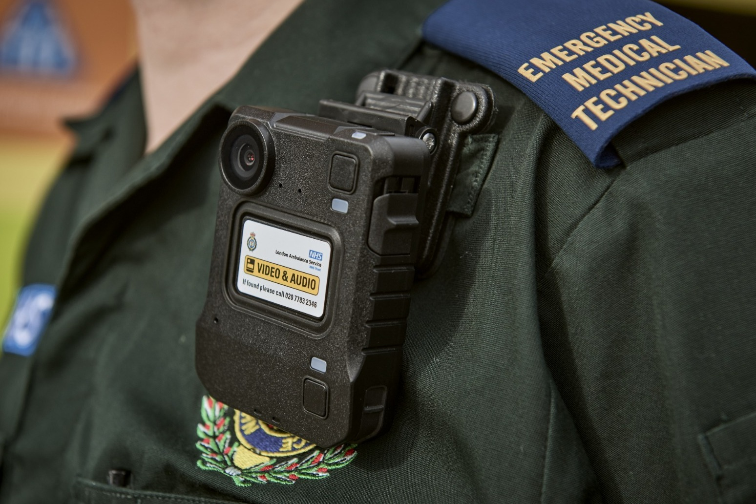 Body cams for paramedics to help crack down on attacks on frontline workers