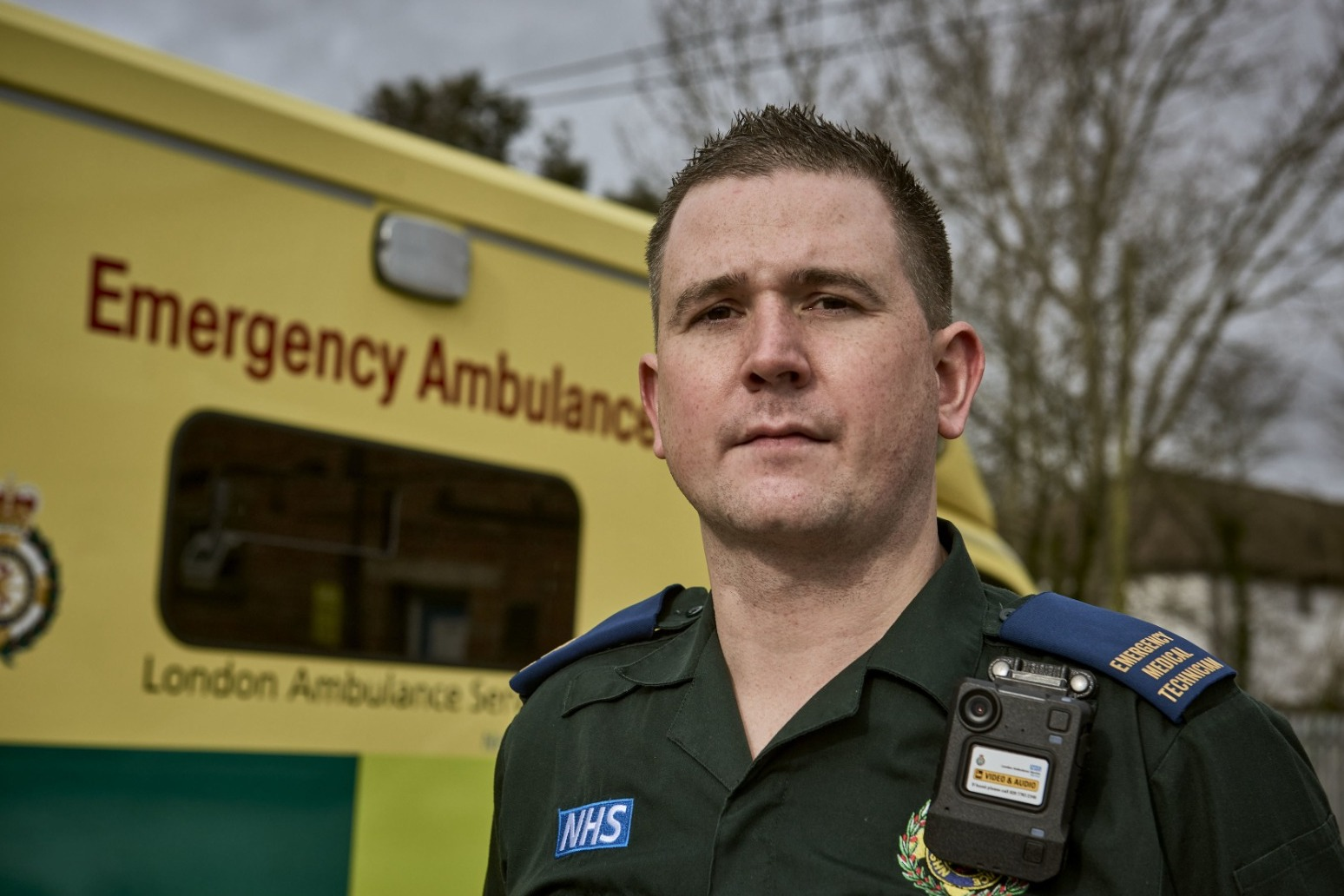 Call for more ambulance staff after military personnel cover 'burnt-out' crews