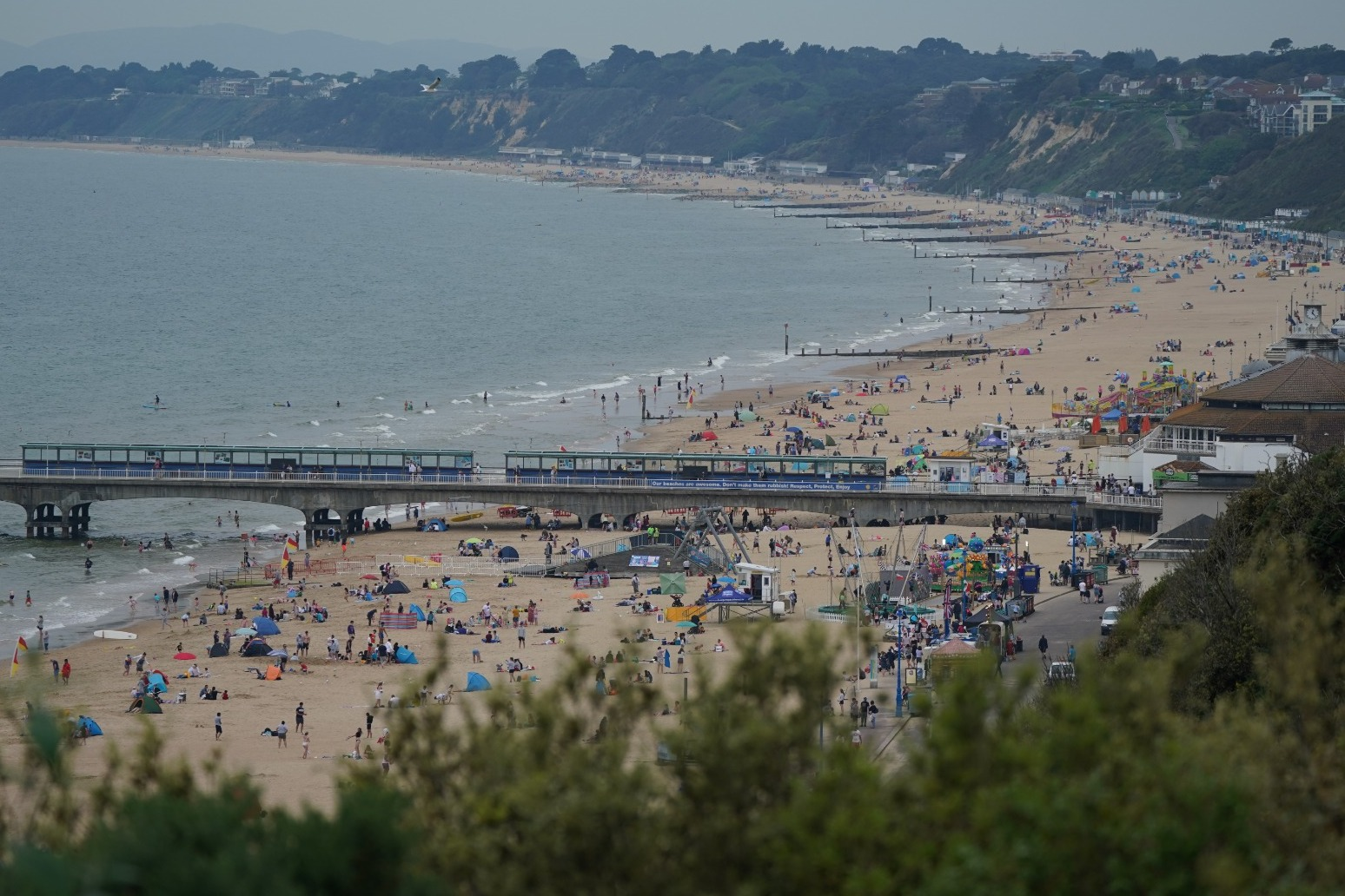 UK records hottest 2021 temperature for third day in a row
