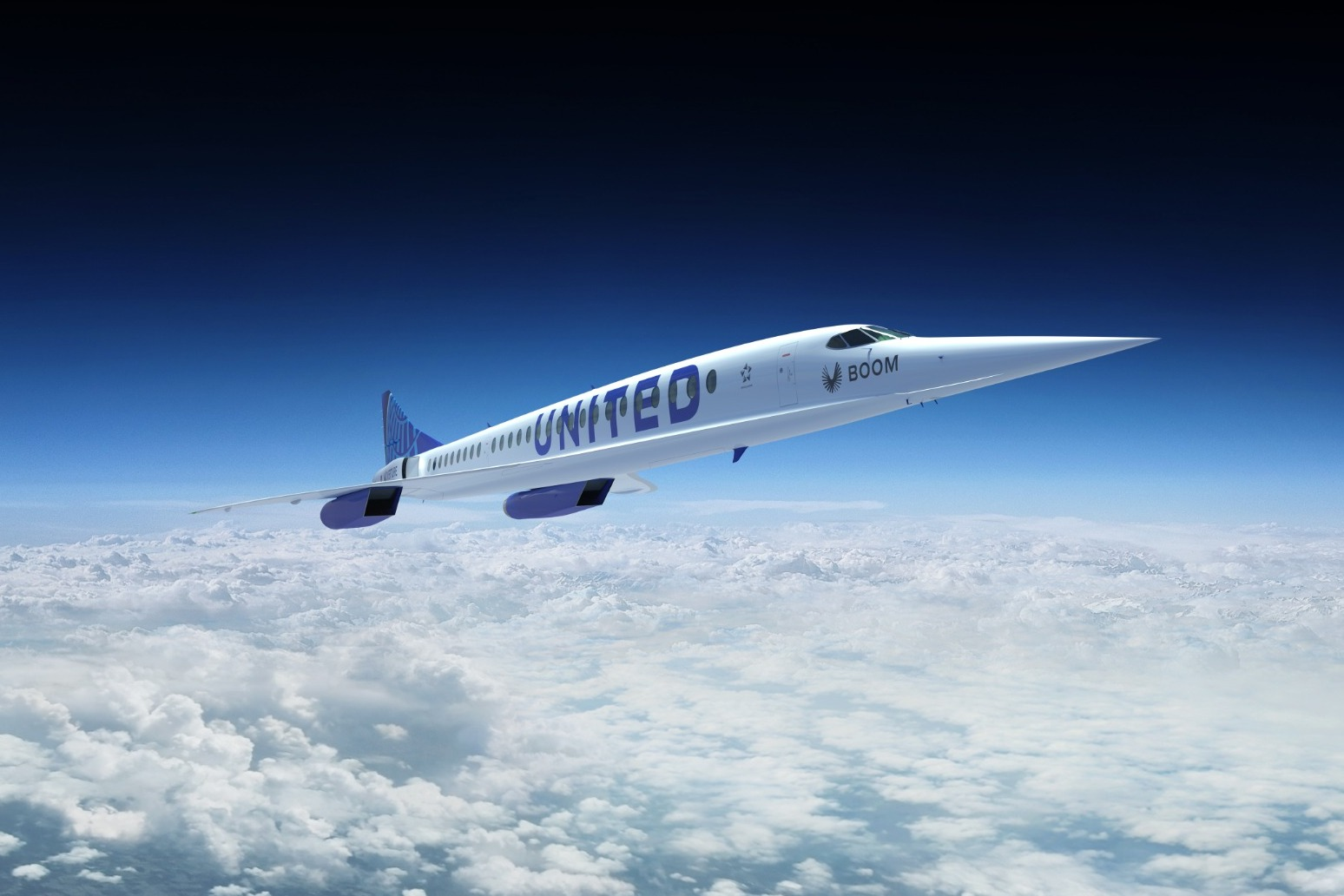 Supersonic transatlantic flights to return