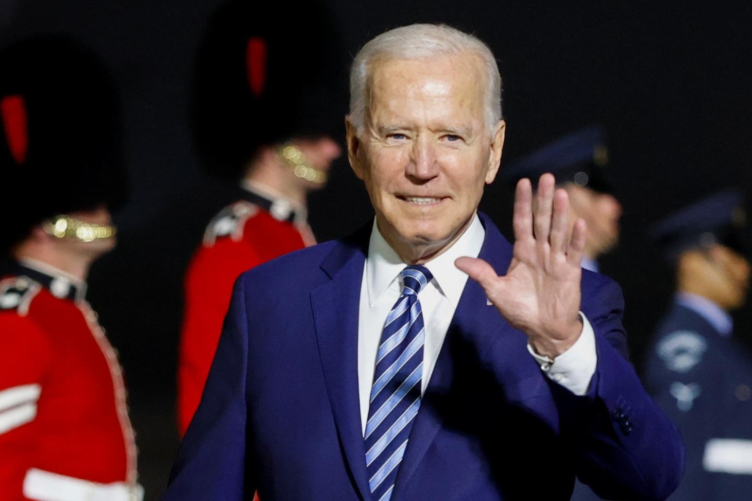 Biden to challenge Johnson over Northern Ireland Brexit dispute