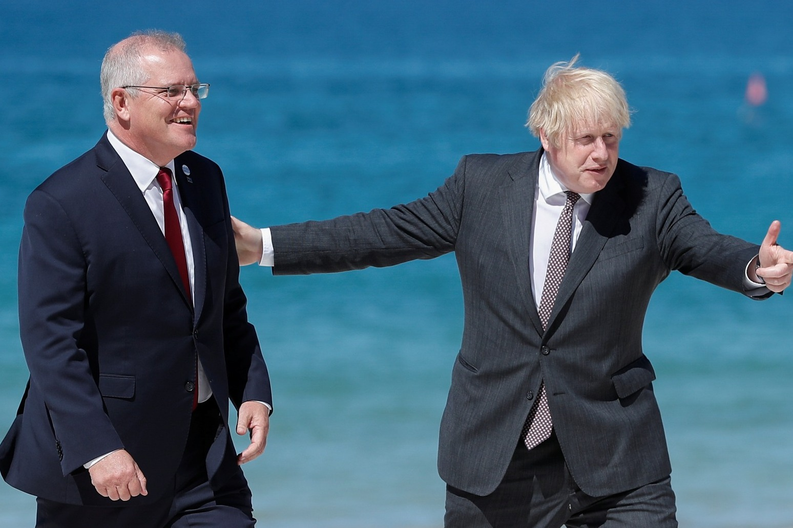 UK and Australia agree post-Brexit free trade deal