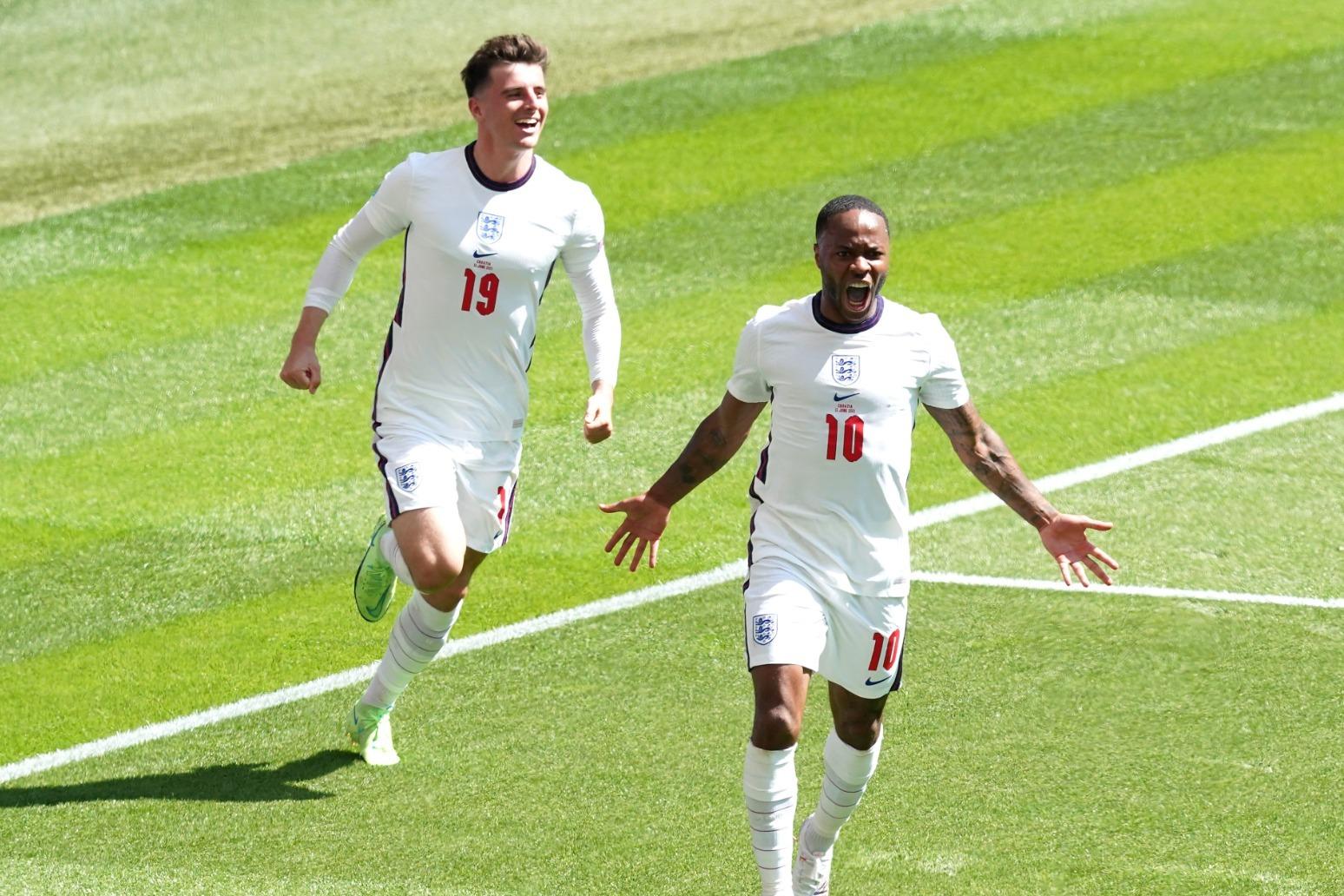 England beat Croatia 1-0 in their Euro 2020 opener at Wembley