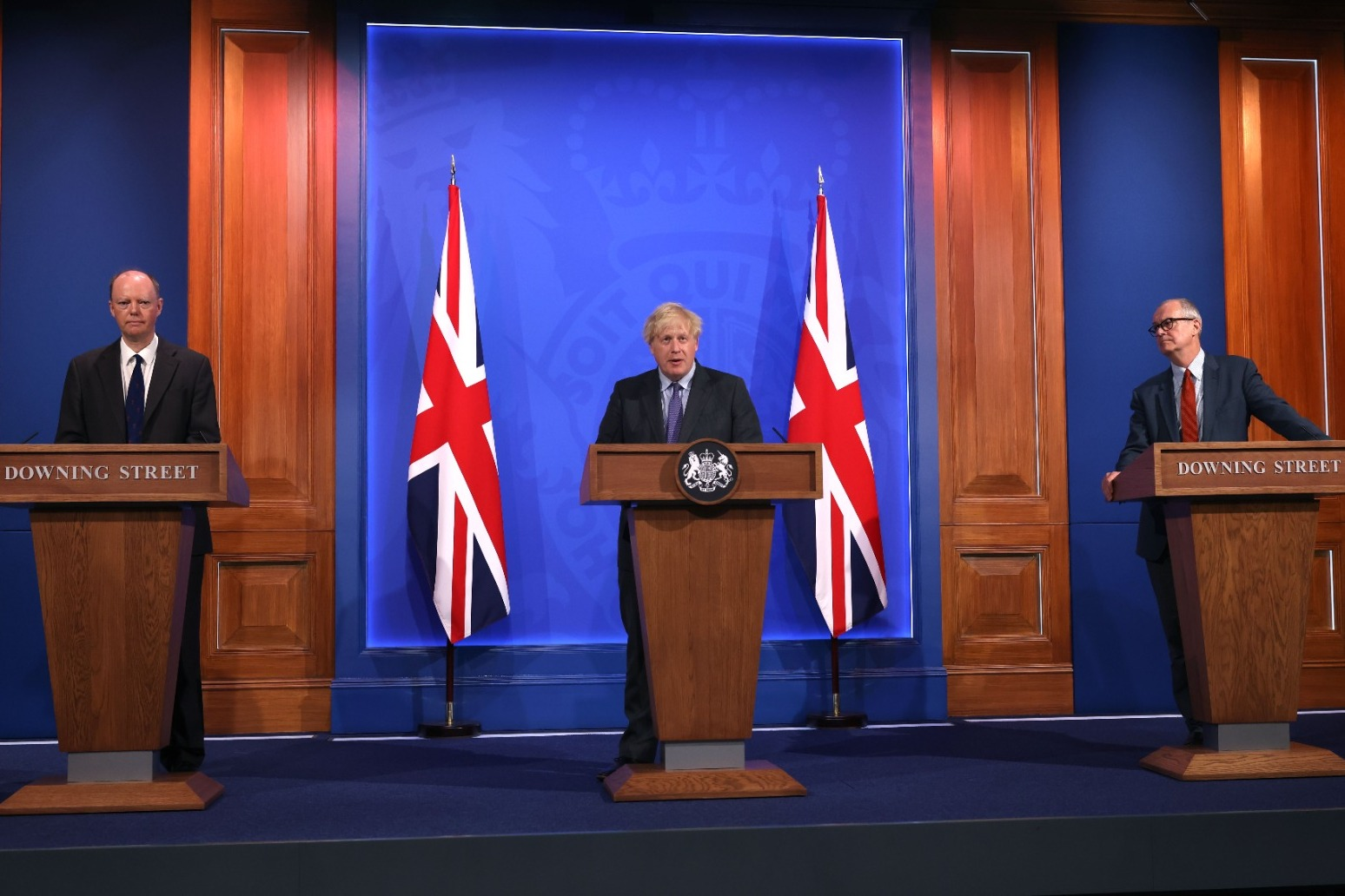 PM set new date of 19th July for end of Covid restrictions in England
