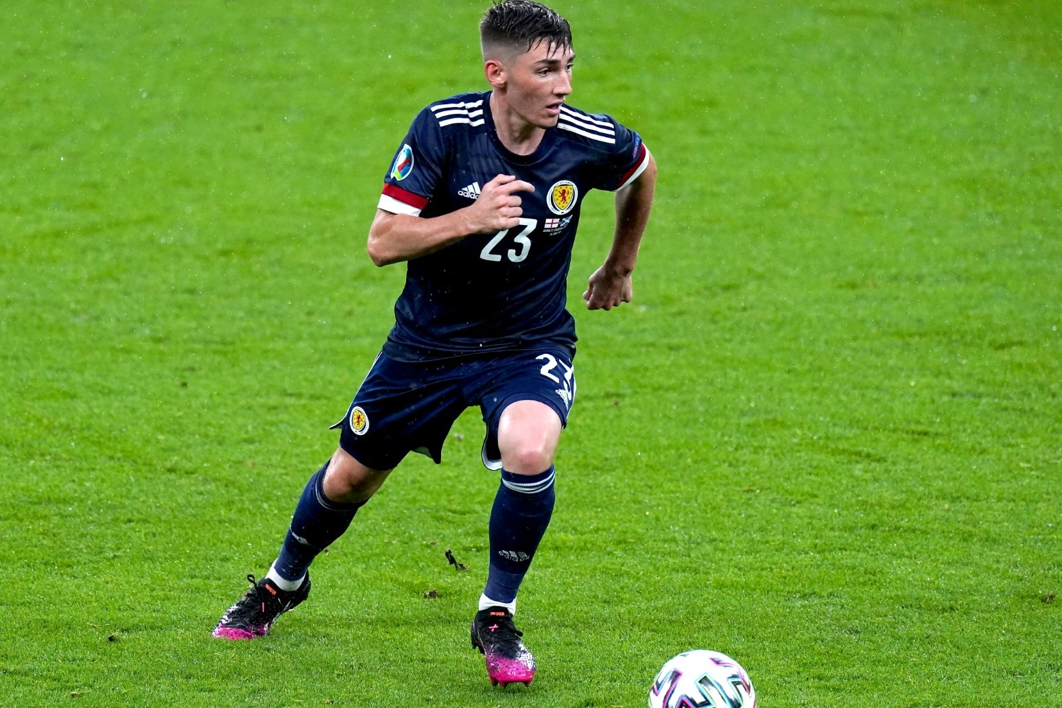 Steve Clarke challenges Billy Gilmour replacement to make himself Scotland hero