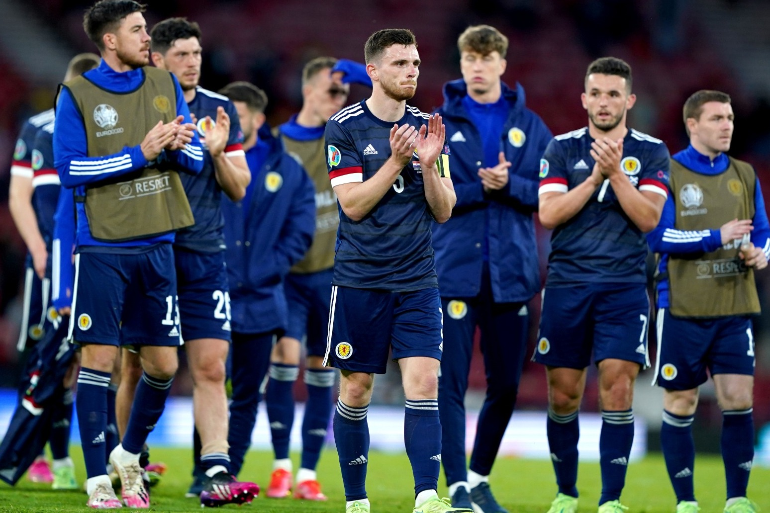 Thousands of Scots were infected with Covid while attending the Euros