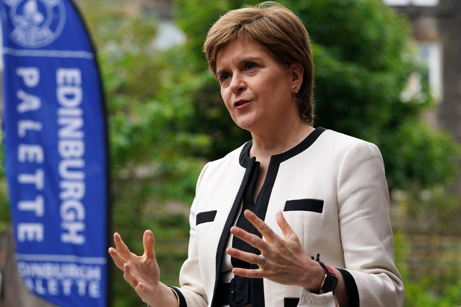 Sturgeon to announce whether coronavirus restrictions will be eased
