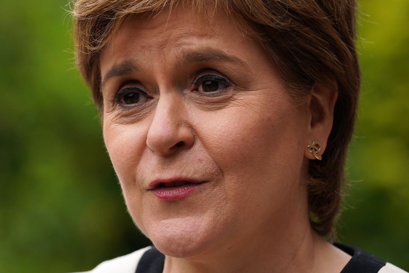 Sturgeon demands settled status extension as deadline looms for EU citizens