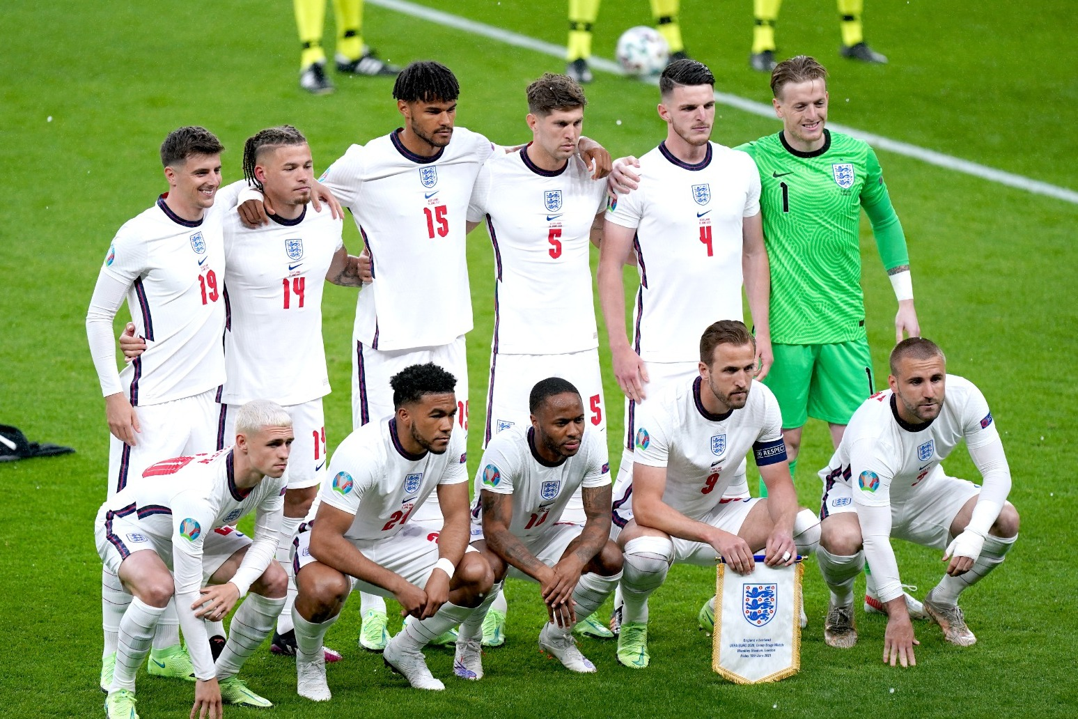England to face Germany in next round of Euro 2020