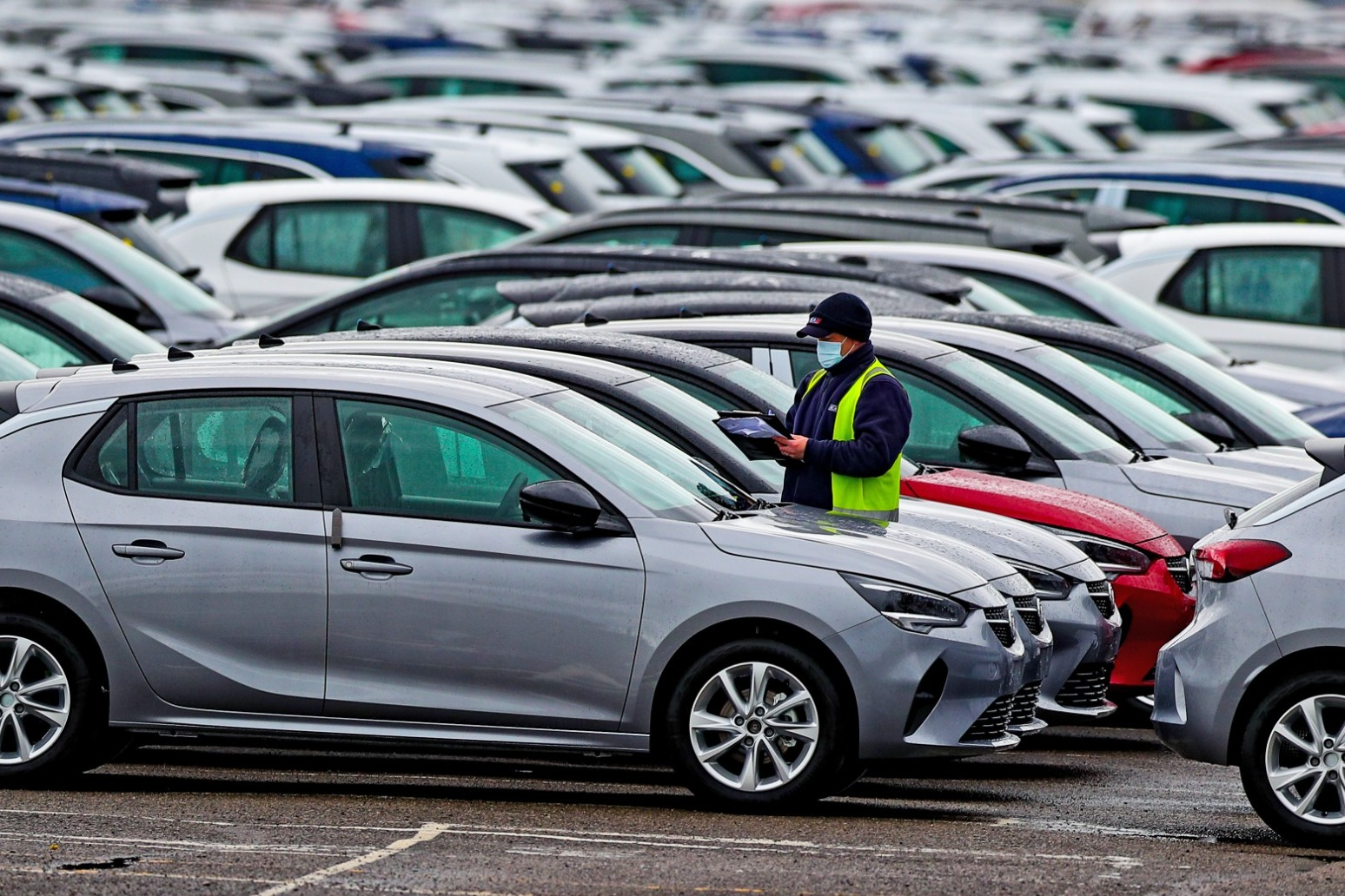 Vauxhall set to announce plans for Ellesmere Port plant