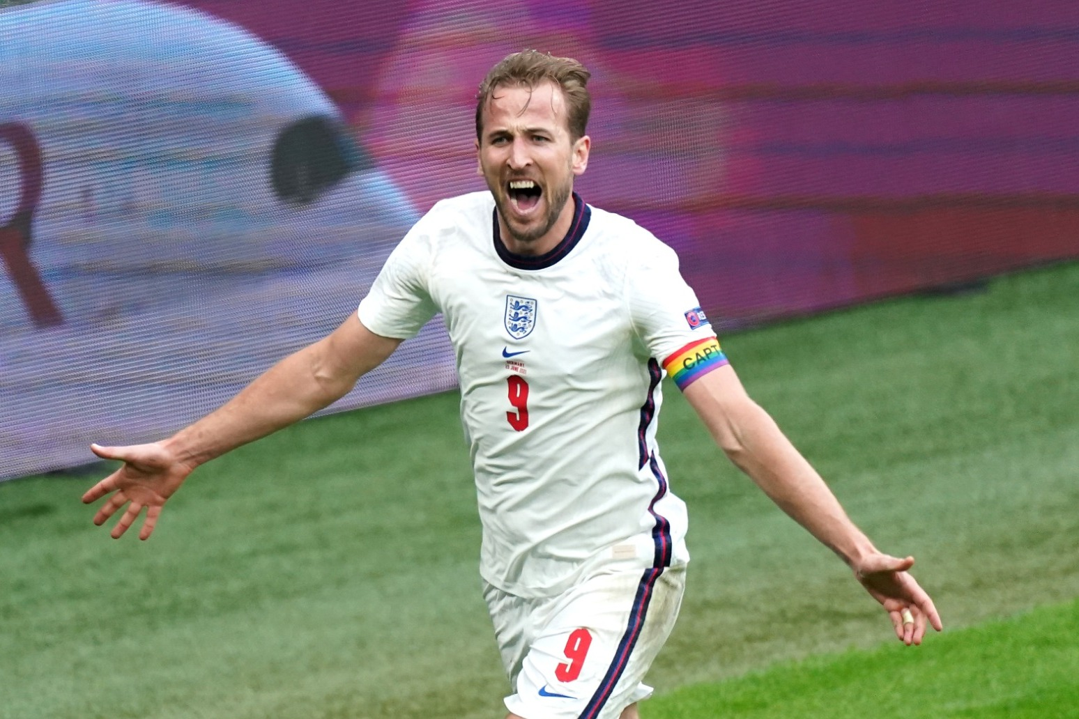 Harry Kane on target as England beat Germany to reach Euro 2020 quarter-finals