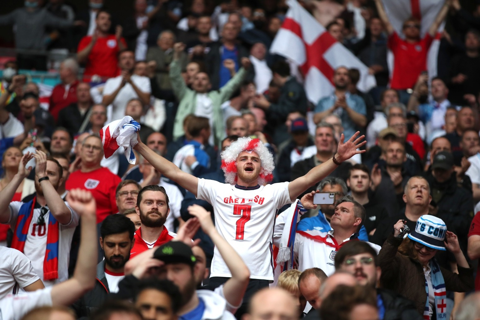 Covid restrictions to dampen stadium support for England's Euro 2020 clash