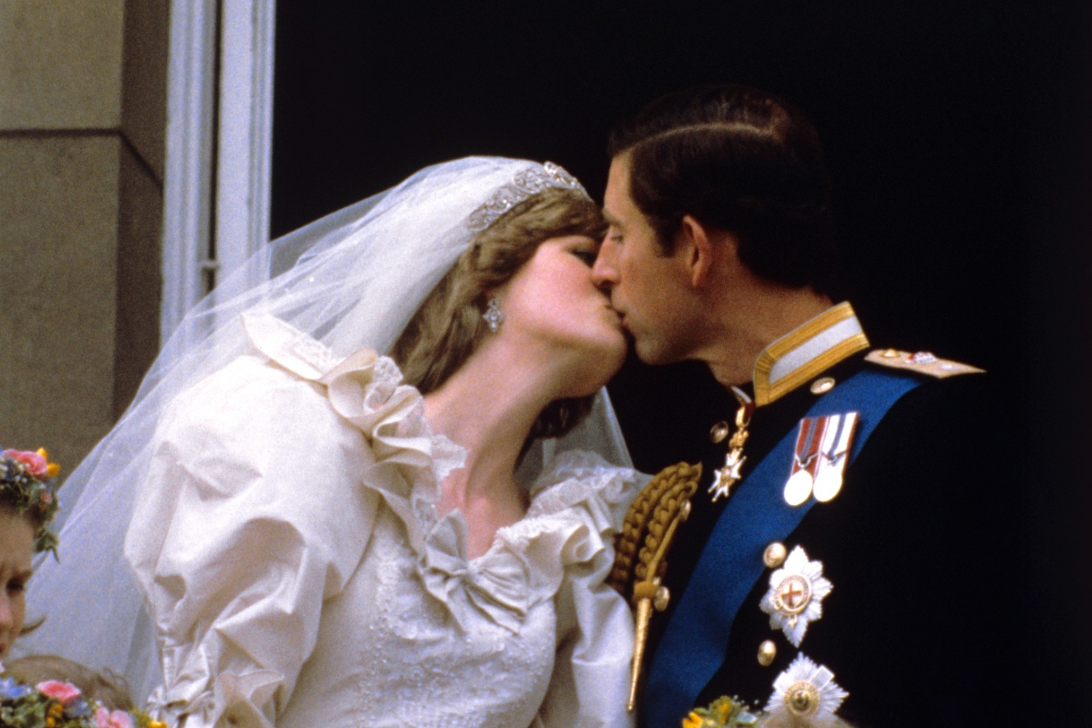 40-year-old slice of Charles and Diana's wedding cake for sale
