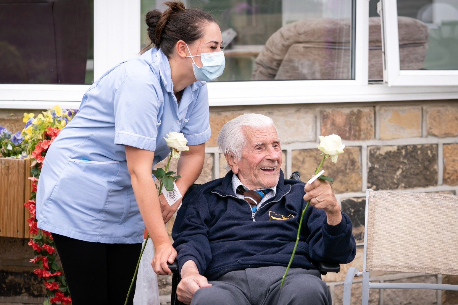 Weekly care home resident Covid deaths at lowest level since pandemic began