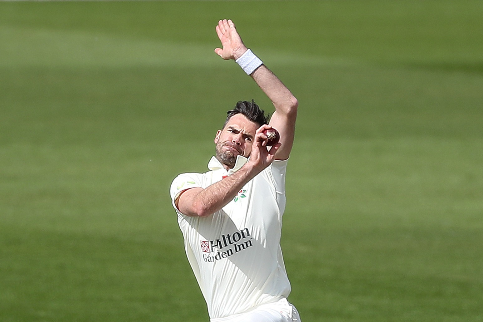 James Anderson takes 1,000th first-class wicket of career