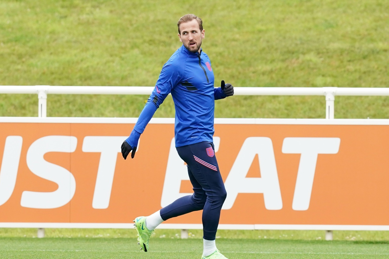 Captain Harry Kane says England must prove they can deliver at Euro 2020