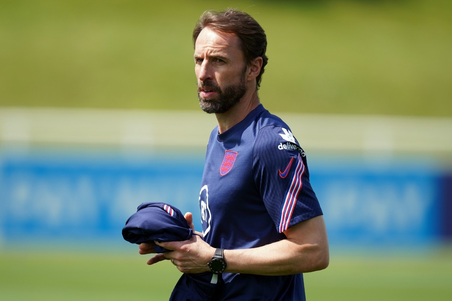 Southgate calls on squad to drive 'tolerance and inclusion' ahead of Euros final