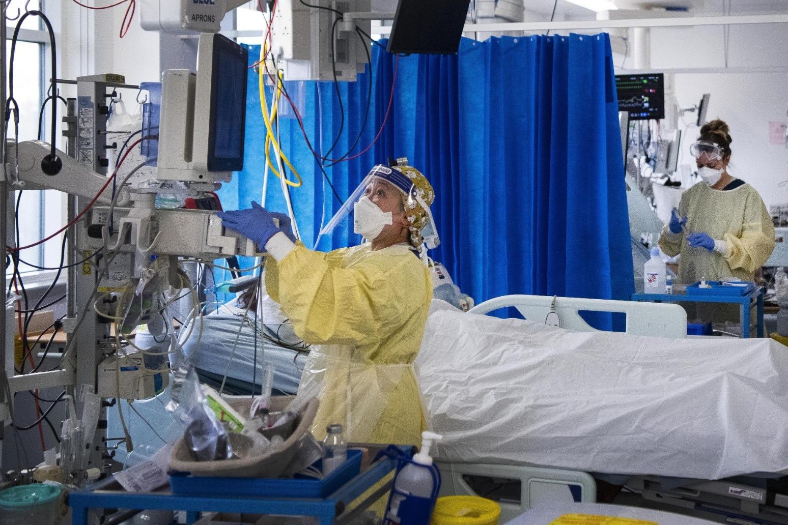 Larger risk of hospitalisation in Delta variant sufferers