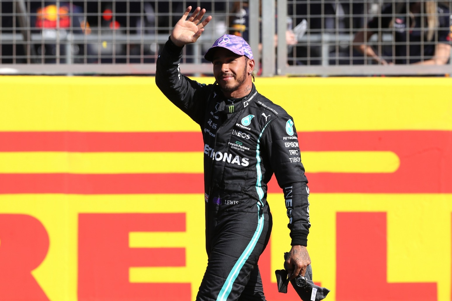 Lewis Hamilton wishes he could restart F1's maiden Sprint following poor getaway