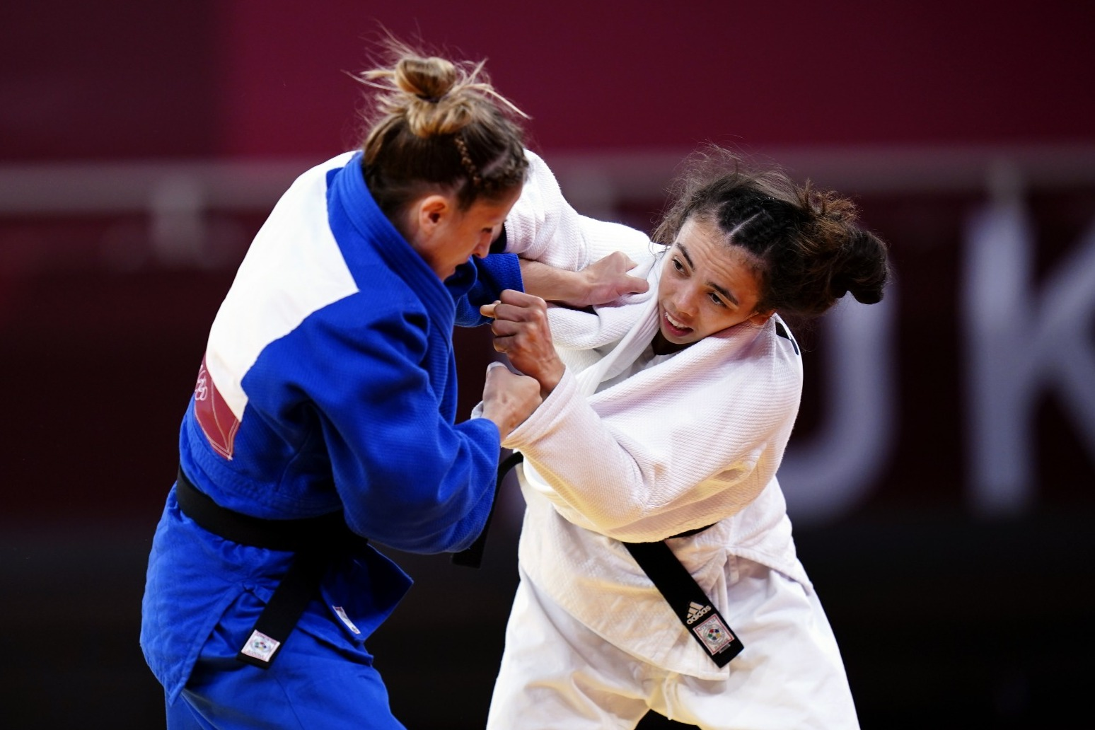 Chelsie Giles wins Team GB's first medal of Tokyo 2020 with judo bronze