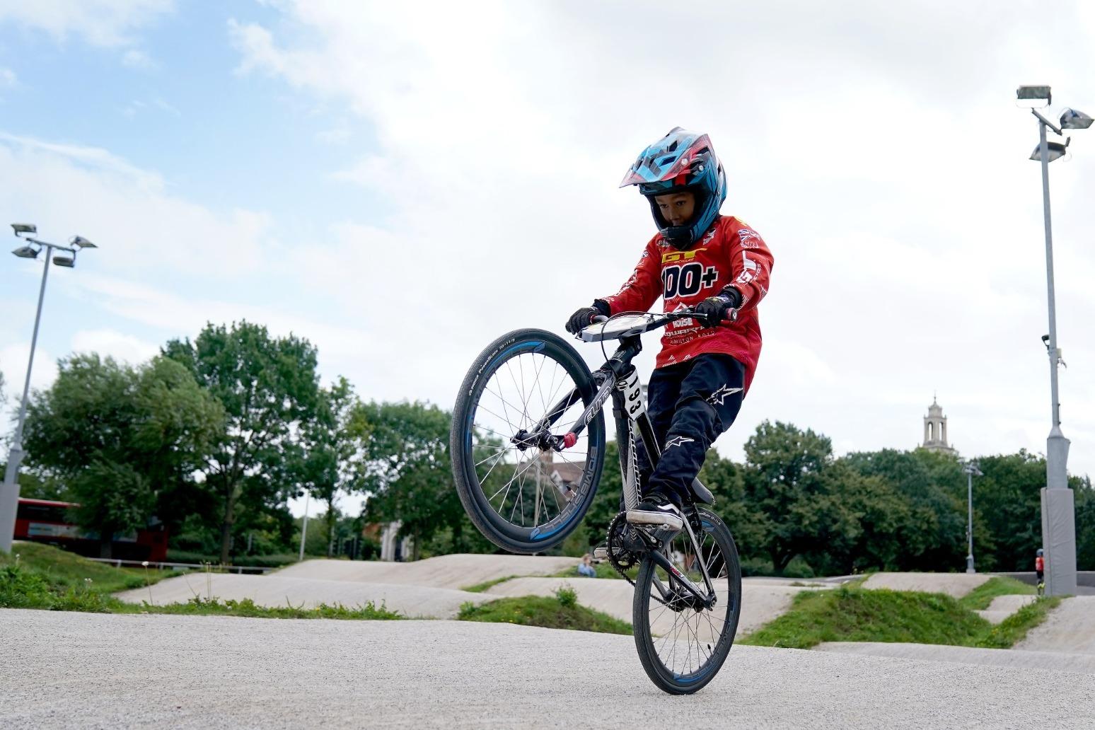 BMX club 'proud' of Peckham Olympic hero Kye Whyte