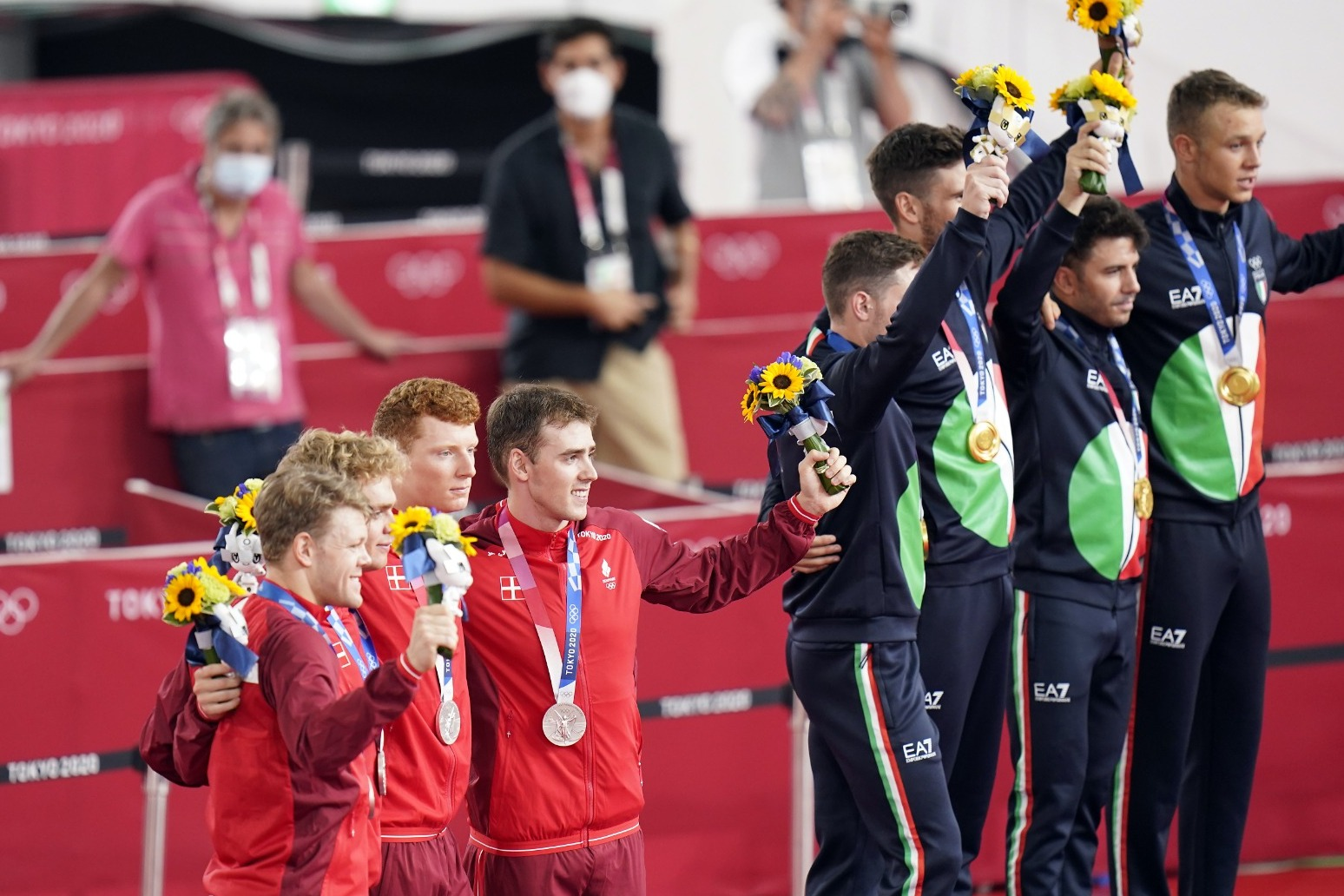 Jason Kenny concedes that Jack Carlin is carrying Team GB's sprint medal hopes