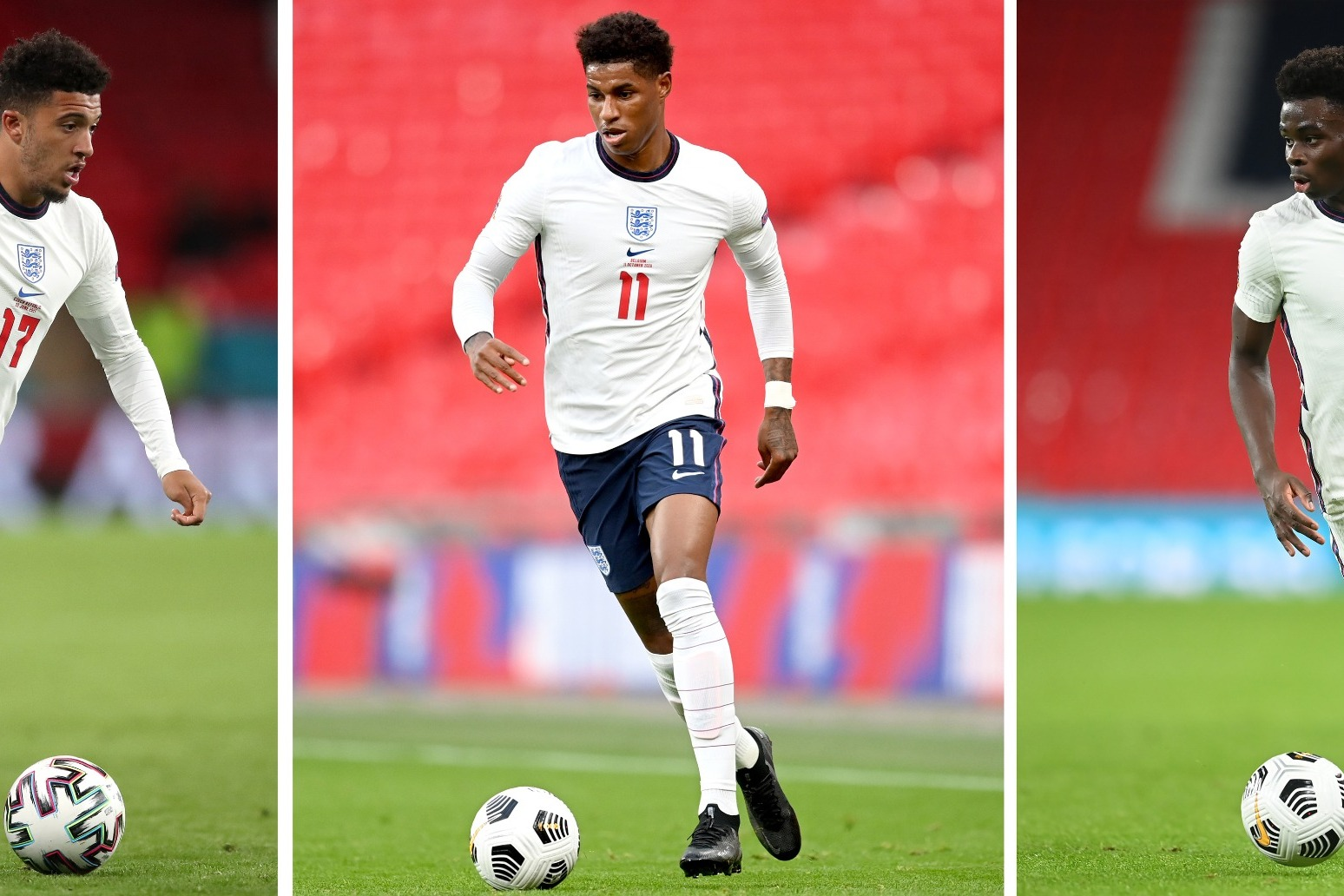 Police investigating racist abuse of England players make 11 arrests