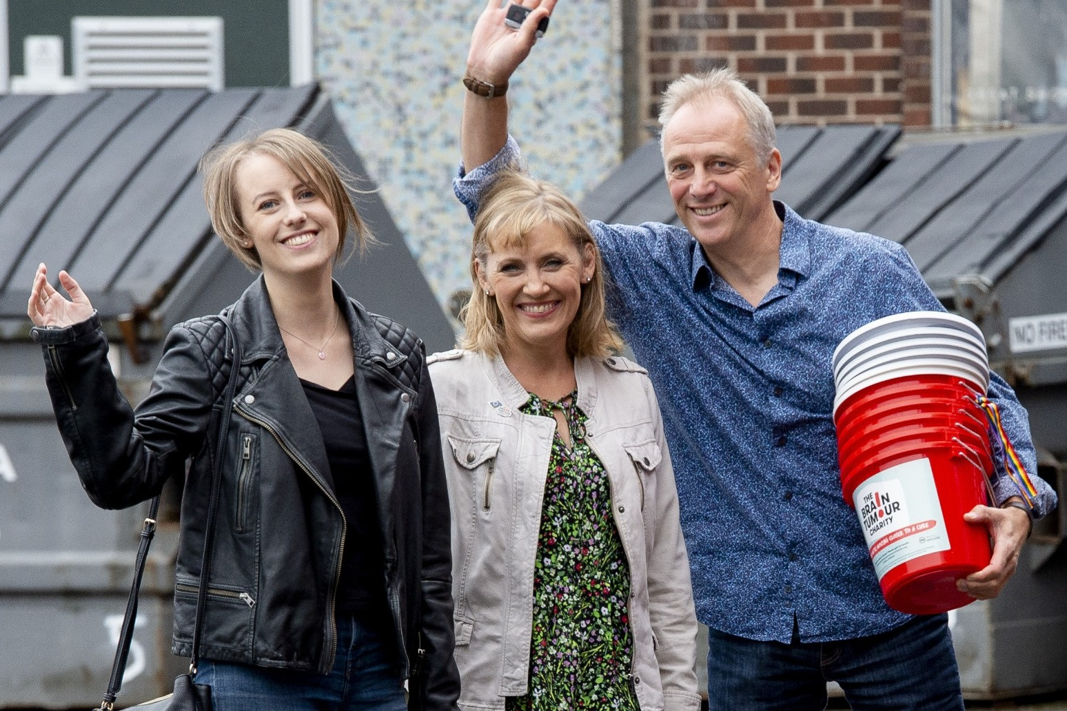 Peter Kay charity gigs a boost for family in their fight to save Laura