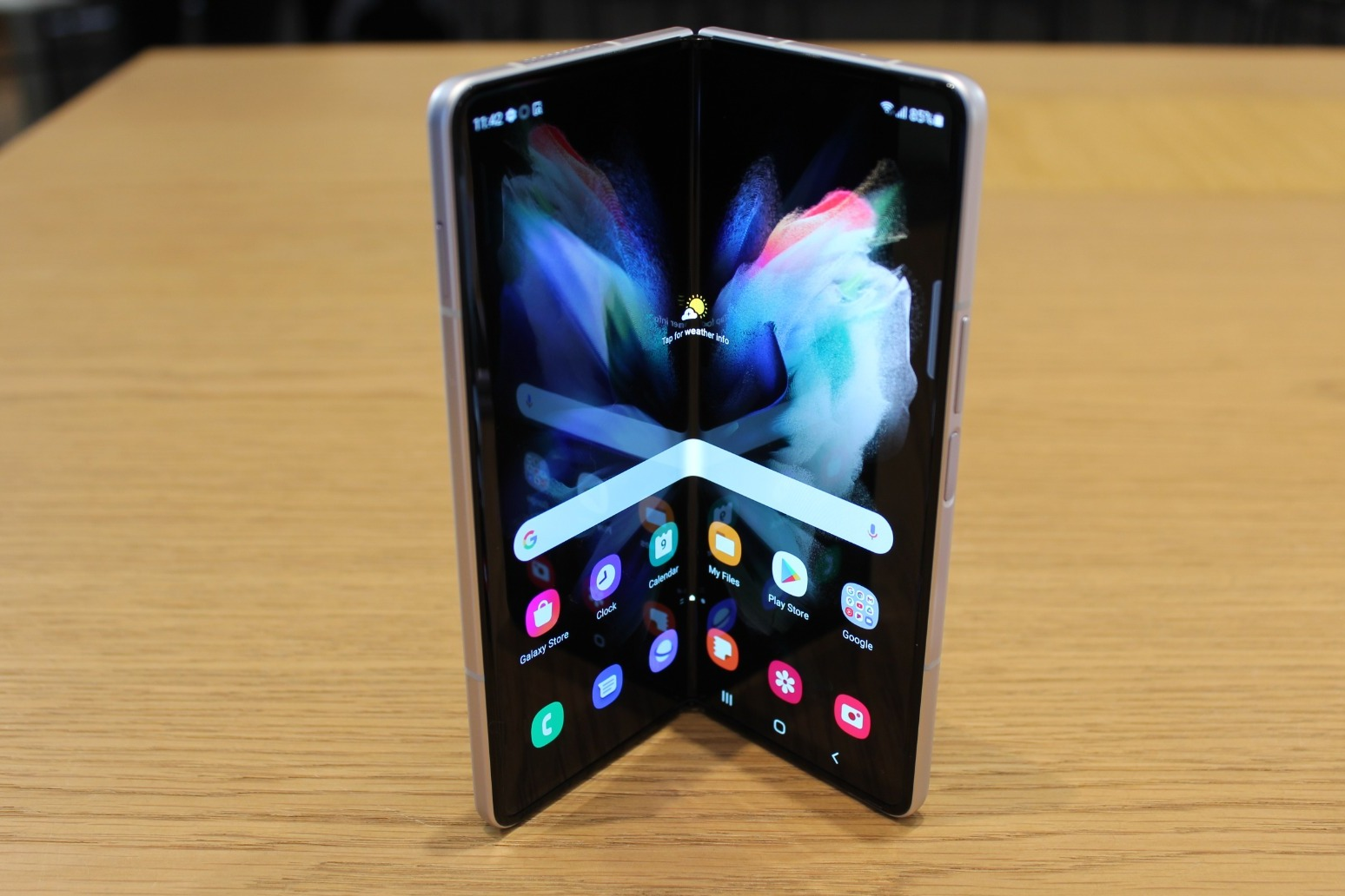 Samsung says 'the future is foldable' as it unveils Galaxy Z Fold3 and Z Flip3