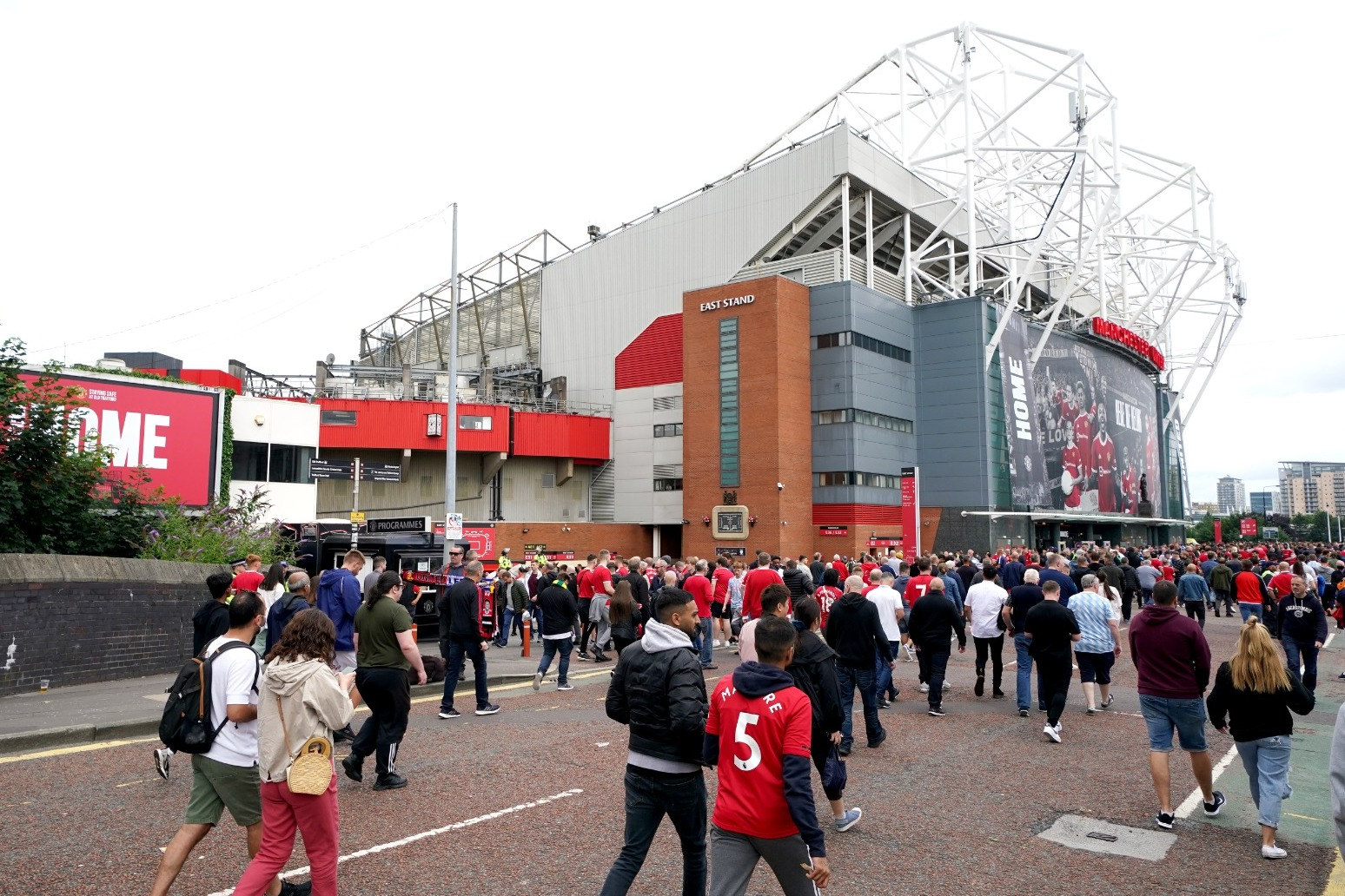 Manchester United commit to pay all matchday staff more than real living wage