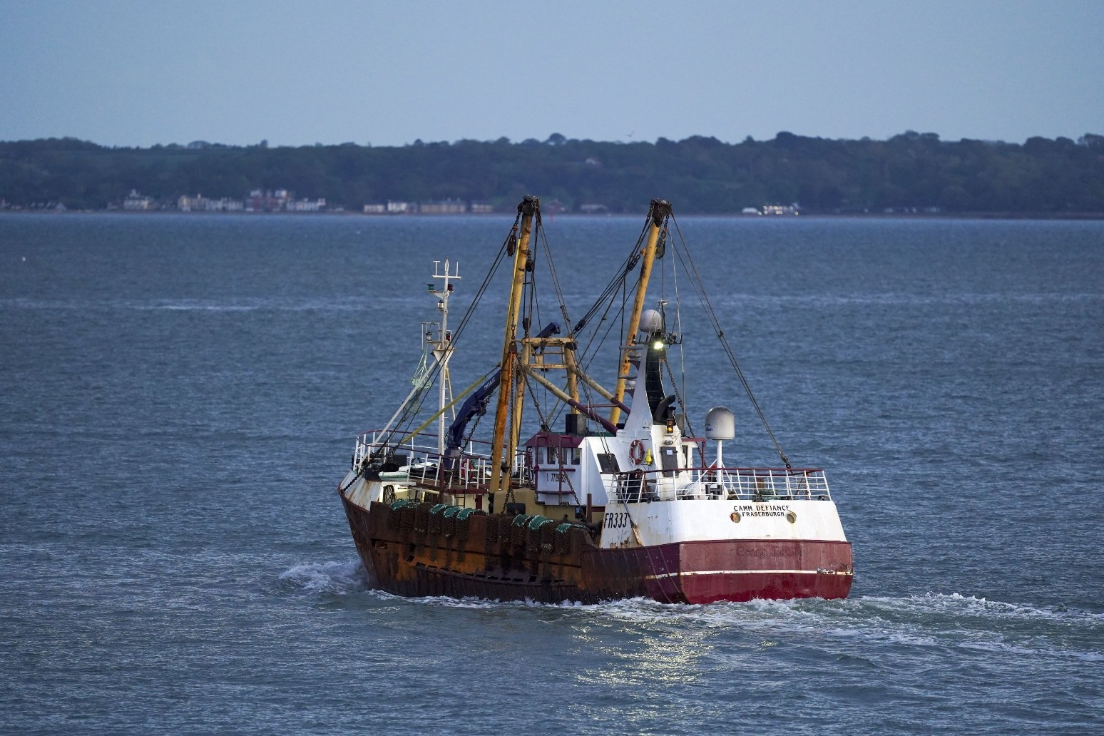 Call for government action to cut climate impact of fishing industry