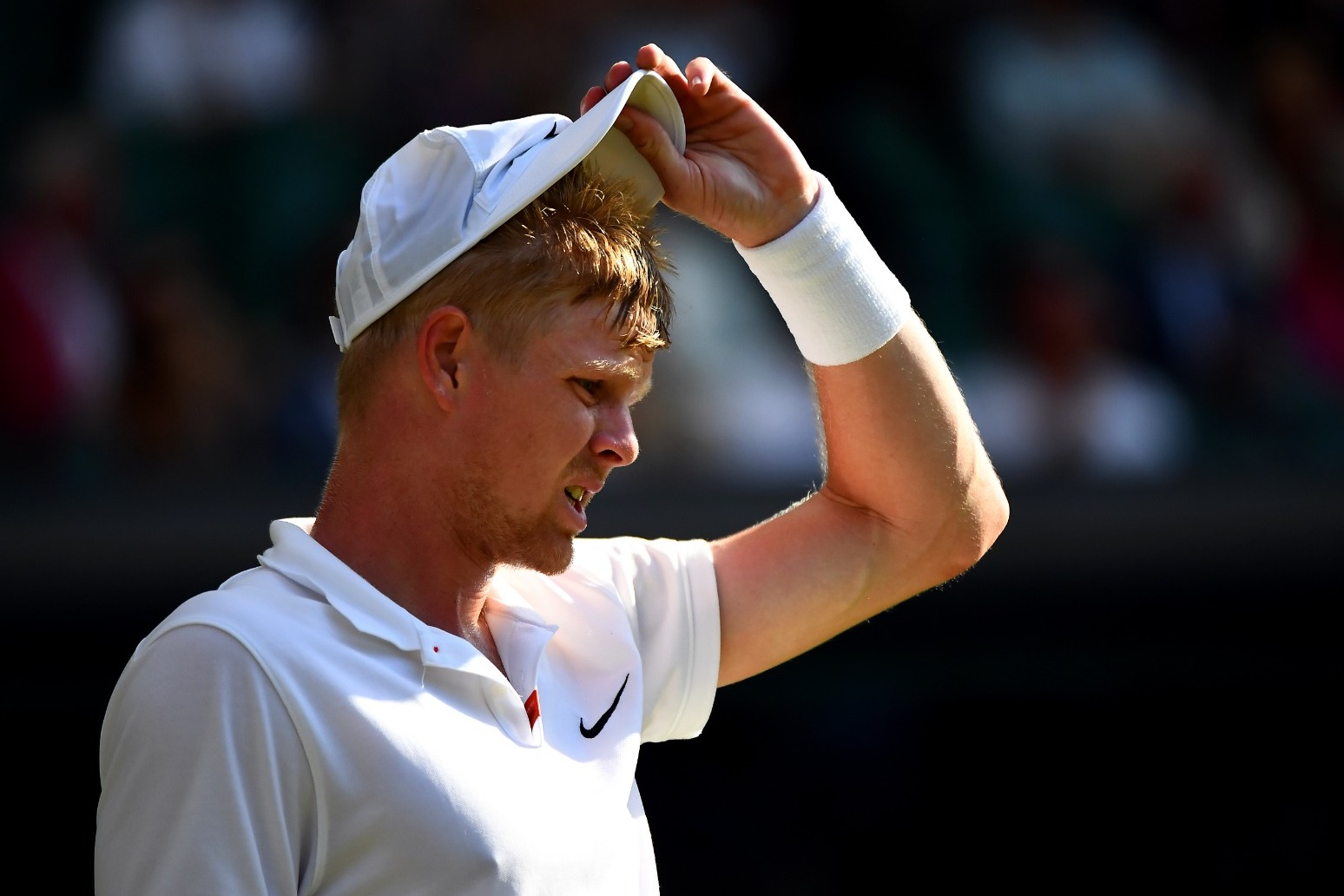 Britain's Kyle Edmund pulls out of US Open due to knee injury