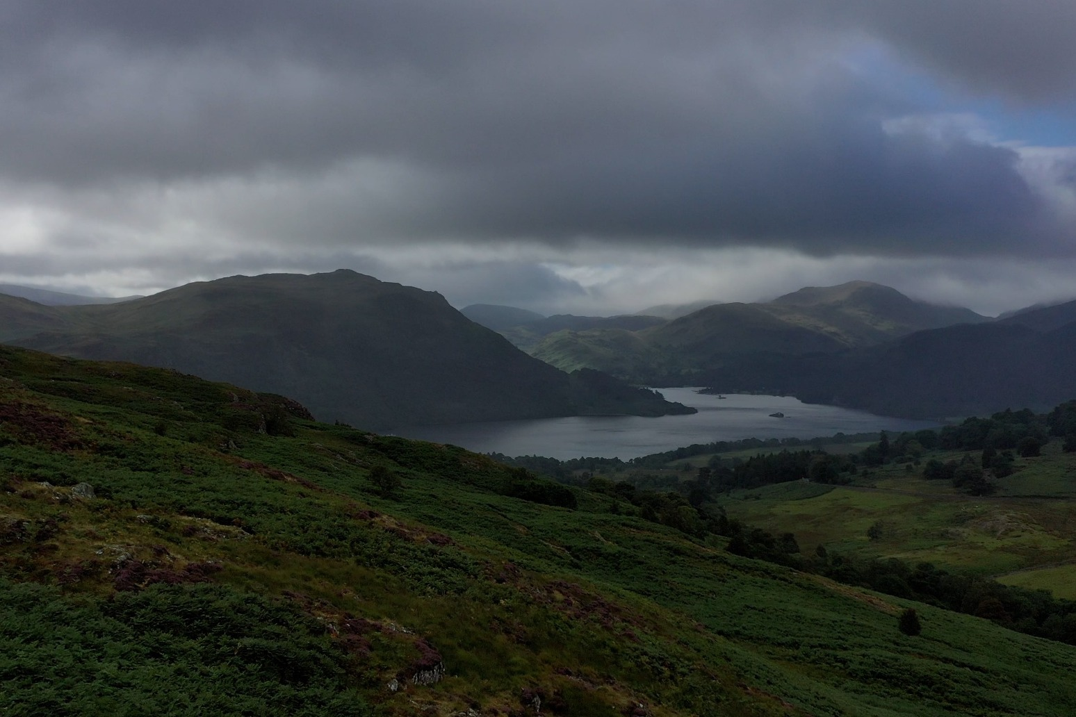 Pandemic boosts Lake District and wears it away at the same time
