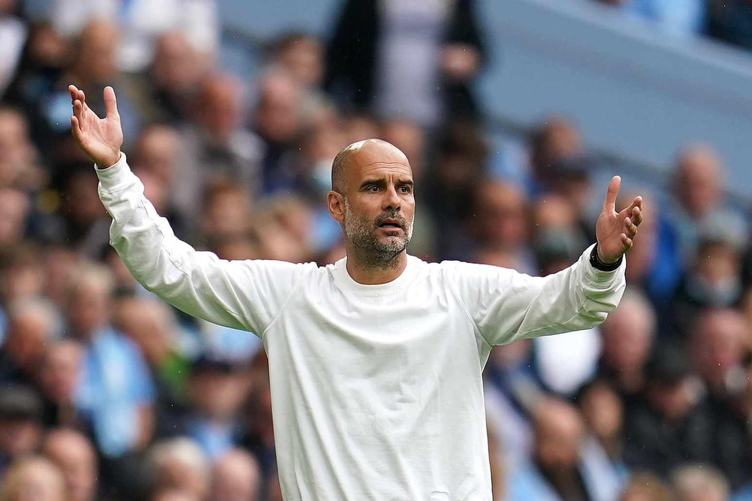 Pep Guardiola plans to leave Man City when his contract expires in 2023