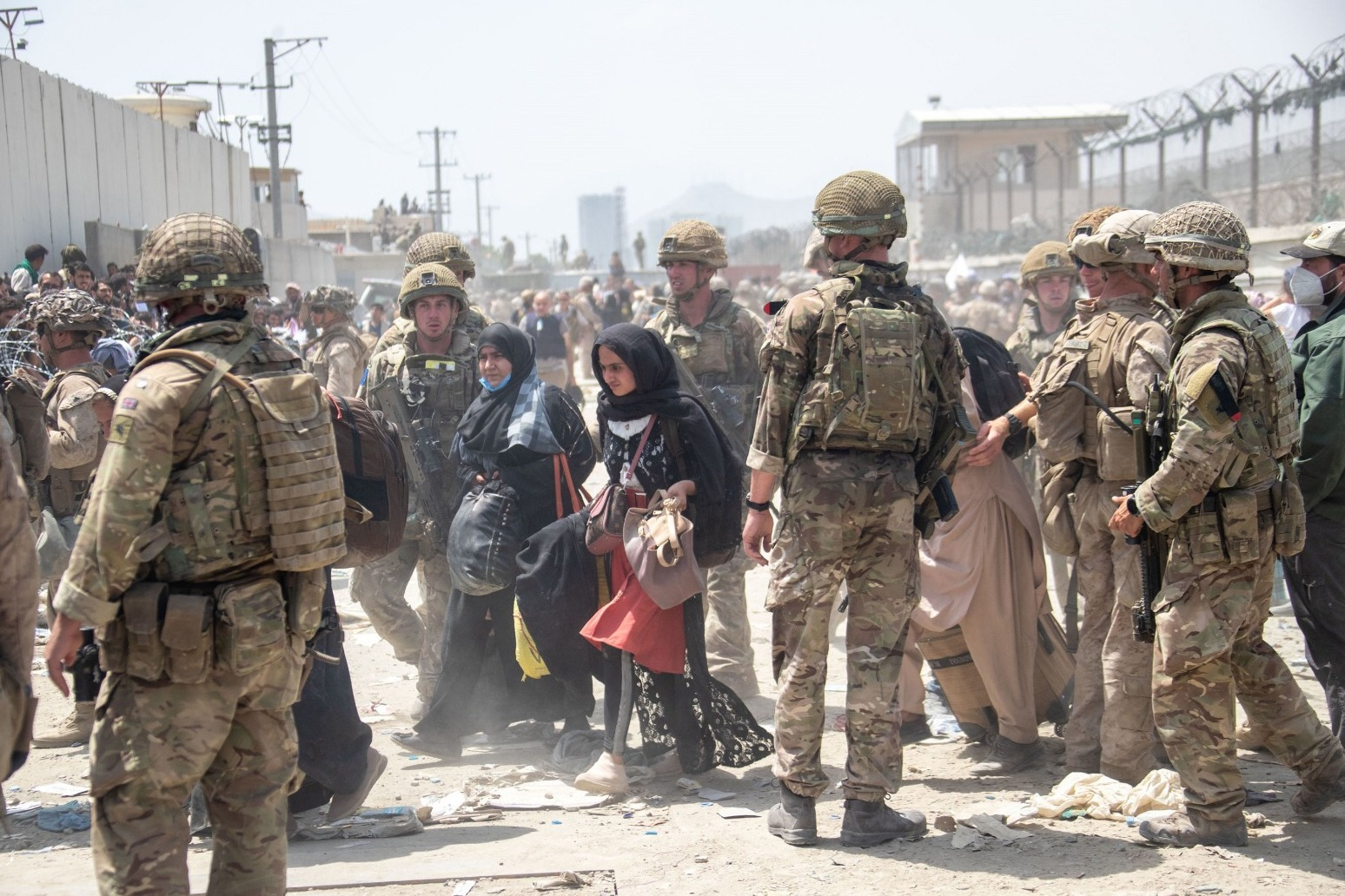 UK to push US to extend Afghan evacuation deadline as relations fray