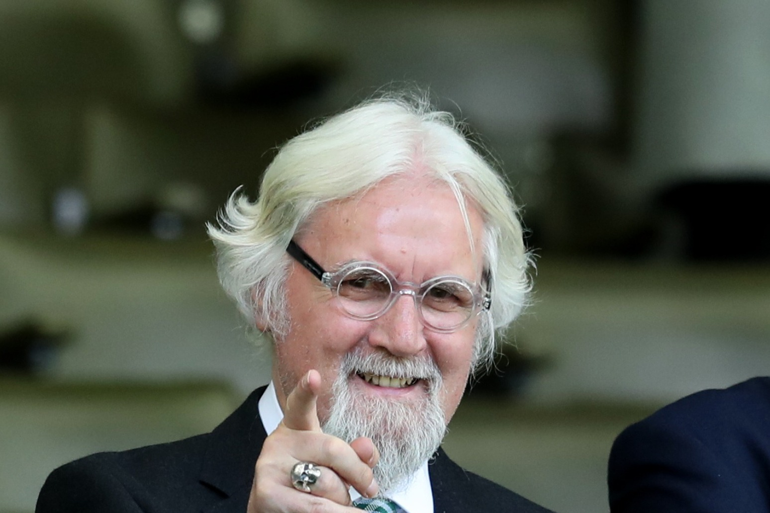 Sir Billy Connolly says health challenges make it difficult for him to film for television