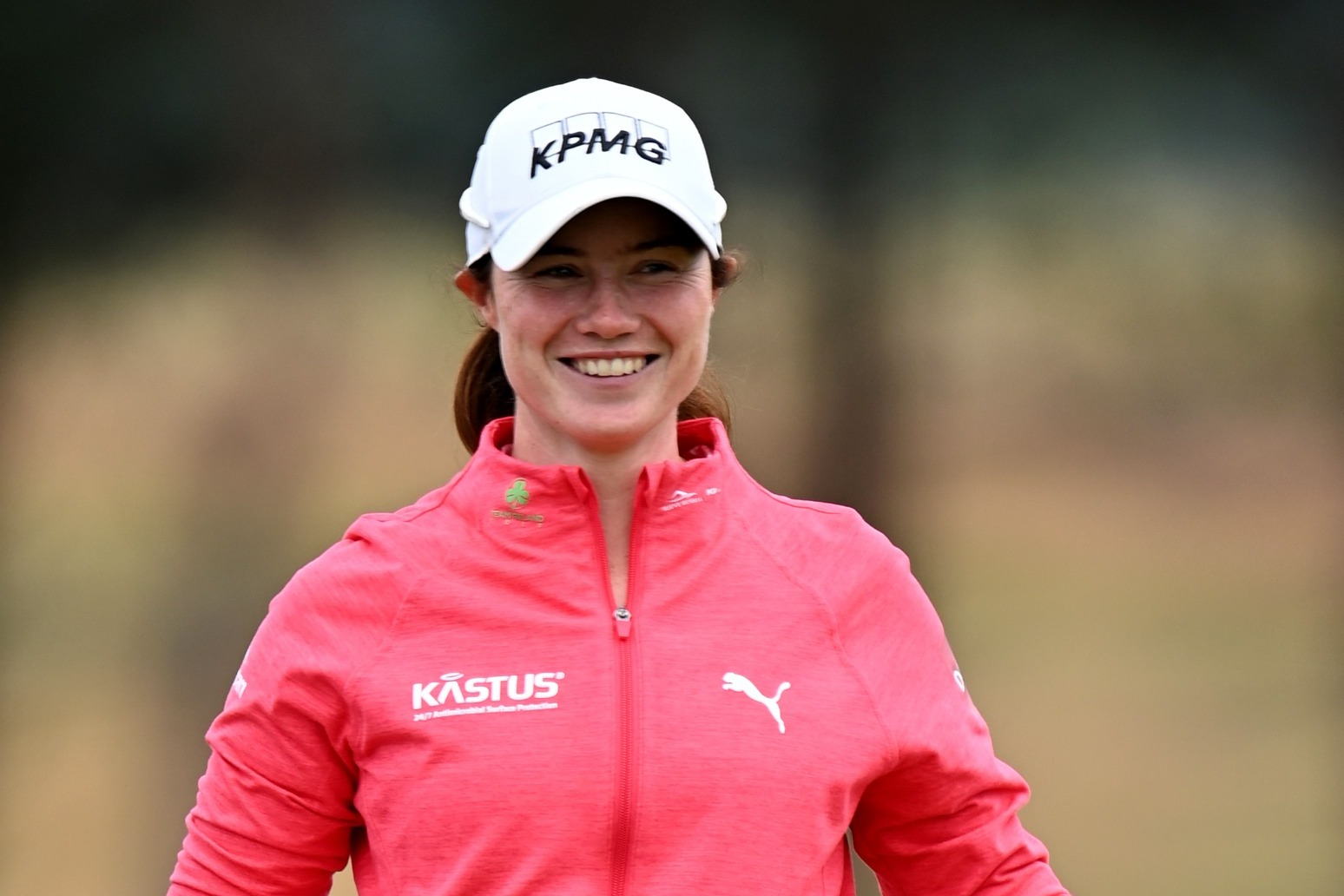 Leona Maguire 'humbled' to become first Irish player to compete in Solheim Cup
