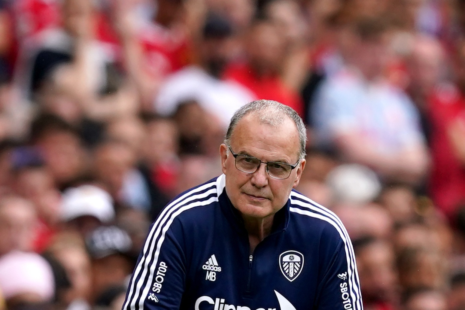 Marcelo Bielsa expected to ring the changes as Leeds host Crewe in Carabao Cup