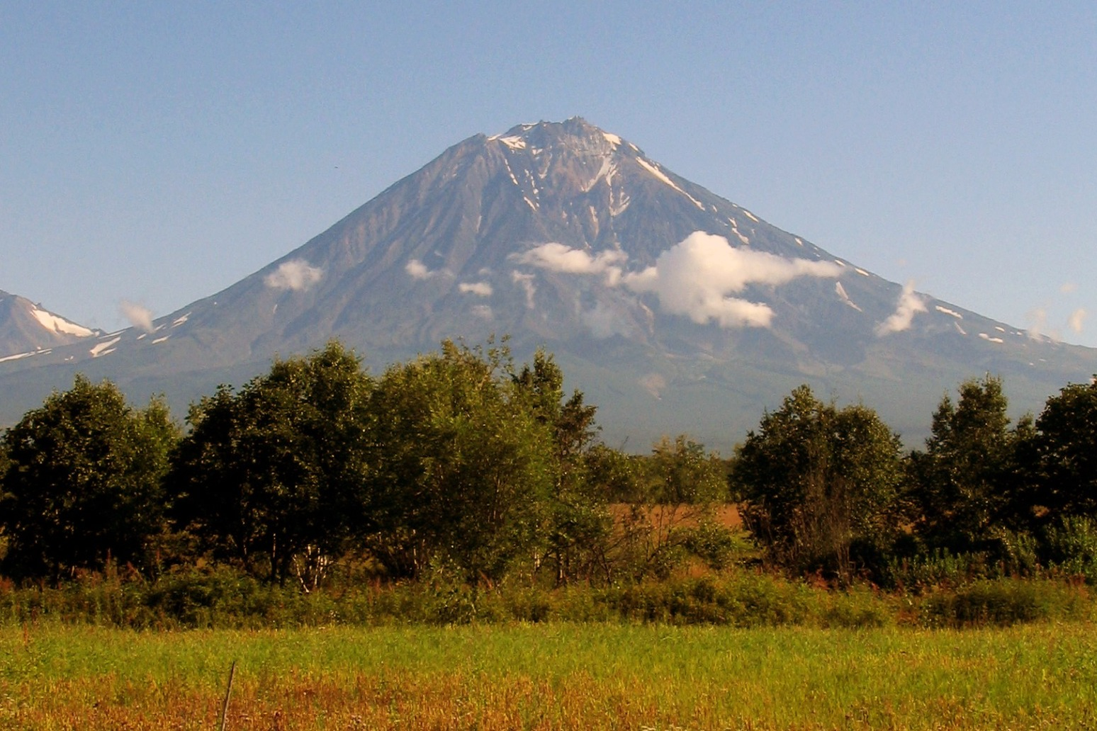 Volcanoes were a safety valve for Earth's long-term climate
