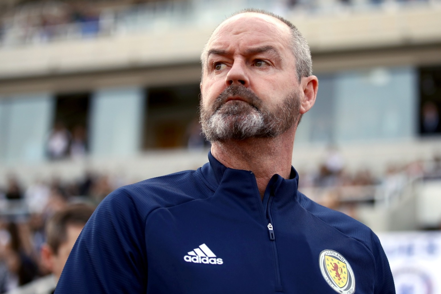 Steve Clarke hoping to deliver more success with Scotland after signing new deal