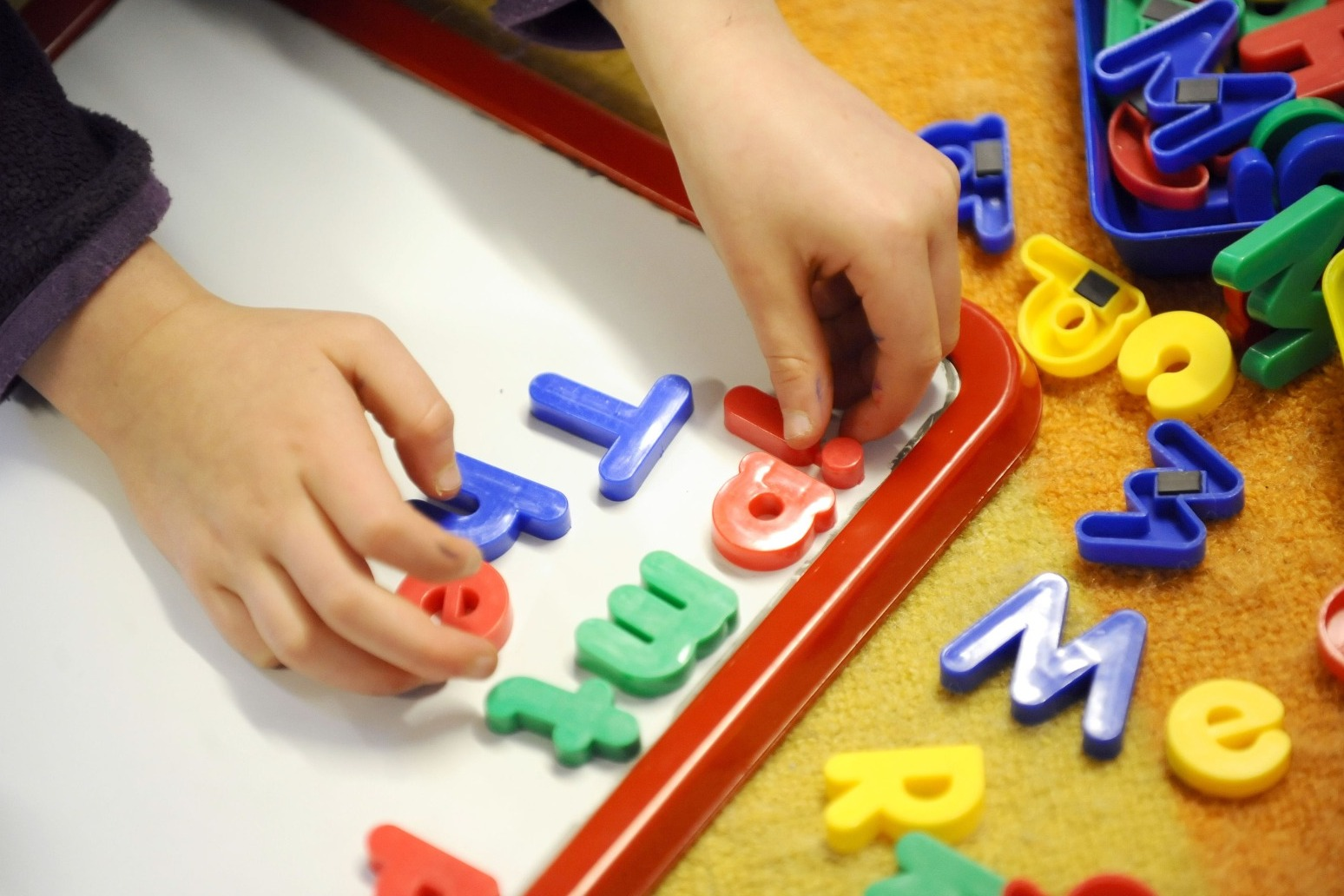 Parents struggle to balance work and childcare with poorest families hit hardest