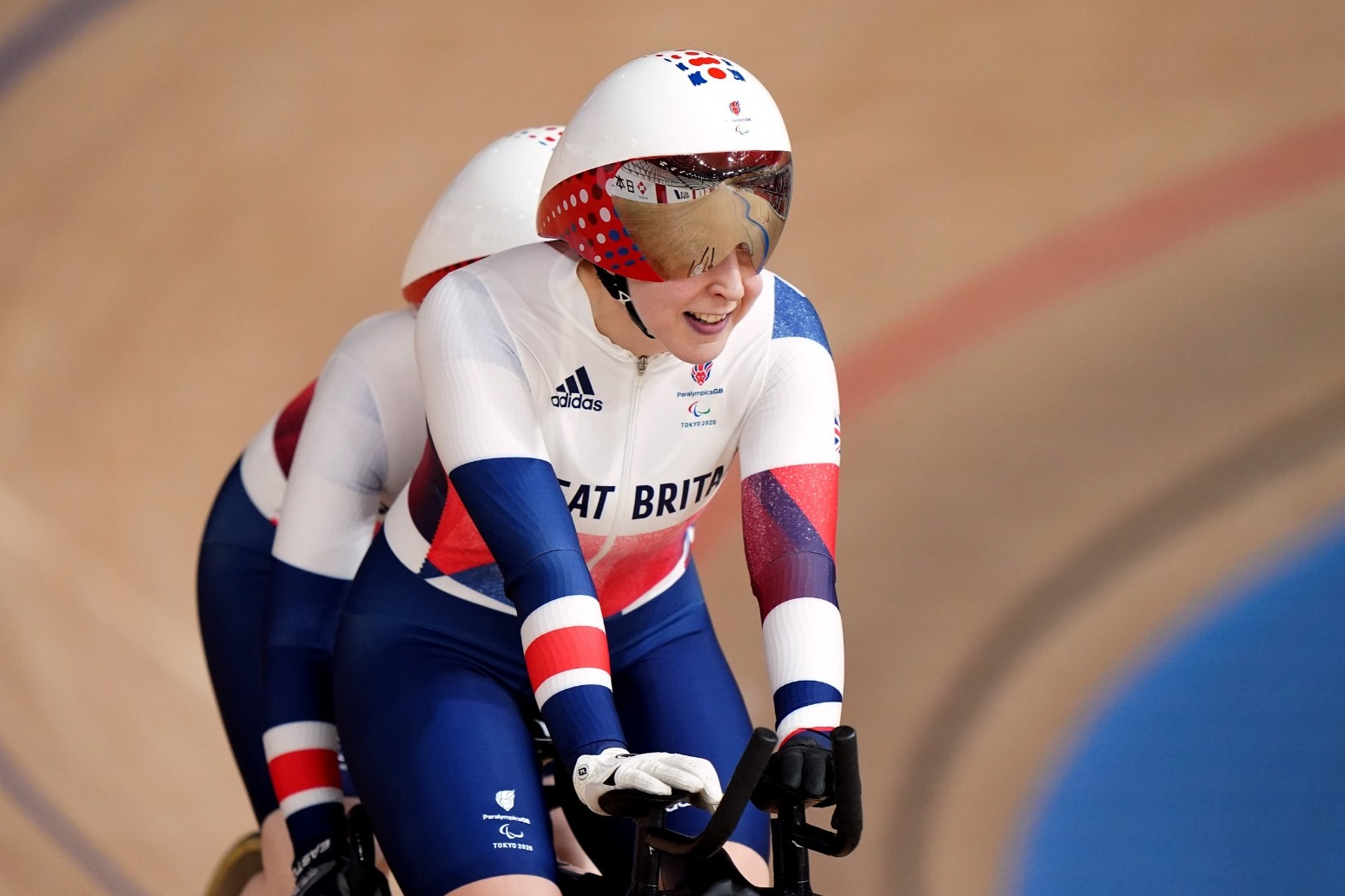 Aileen McGlynn takes GB's fourth cycling medal at Paralympics