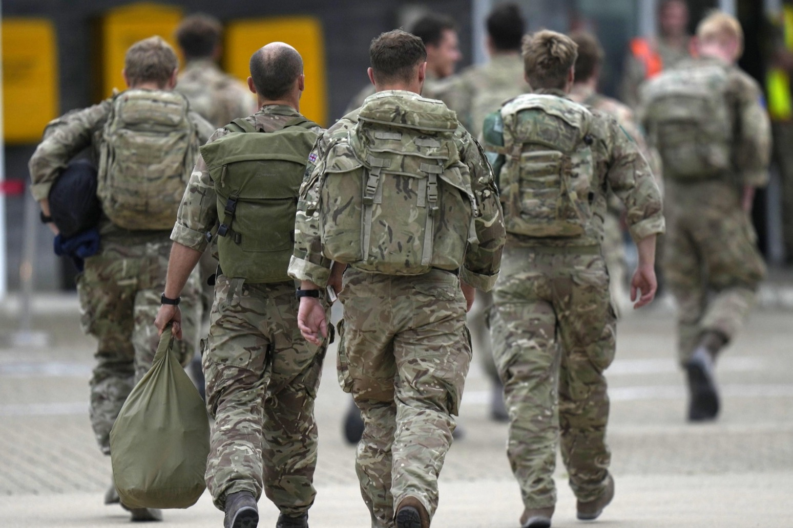 Data breach will force 'left behind' Afghan interpreters to move, MP claims