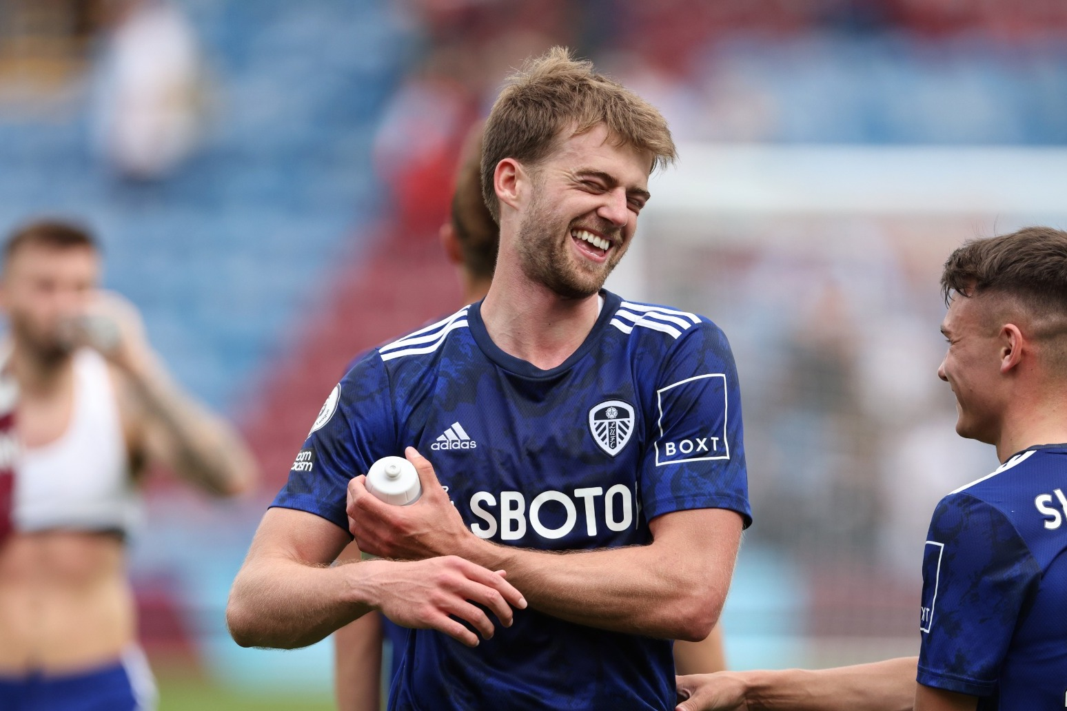 Patrick Bamford never stopped believing he would be an England international