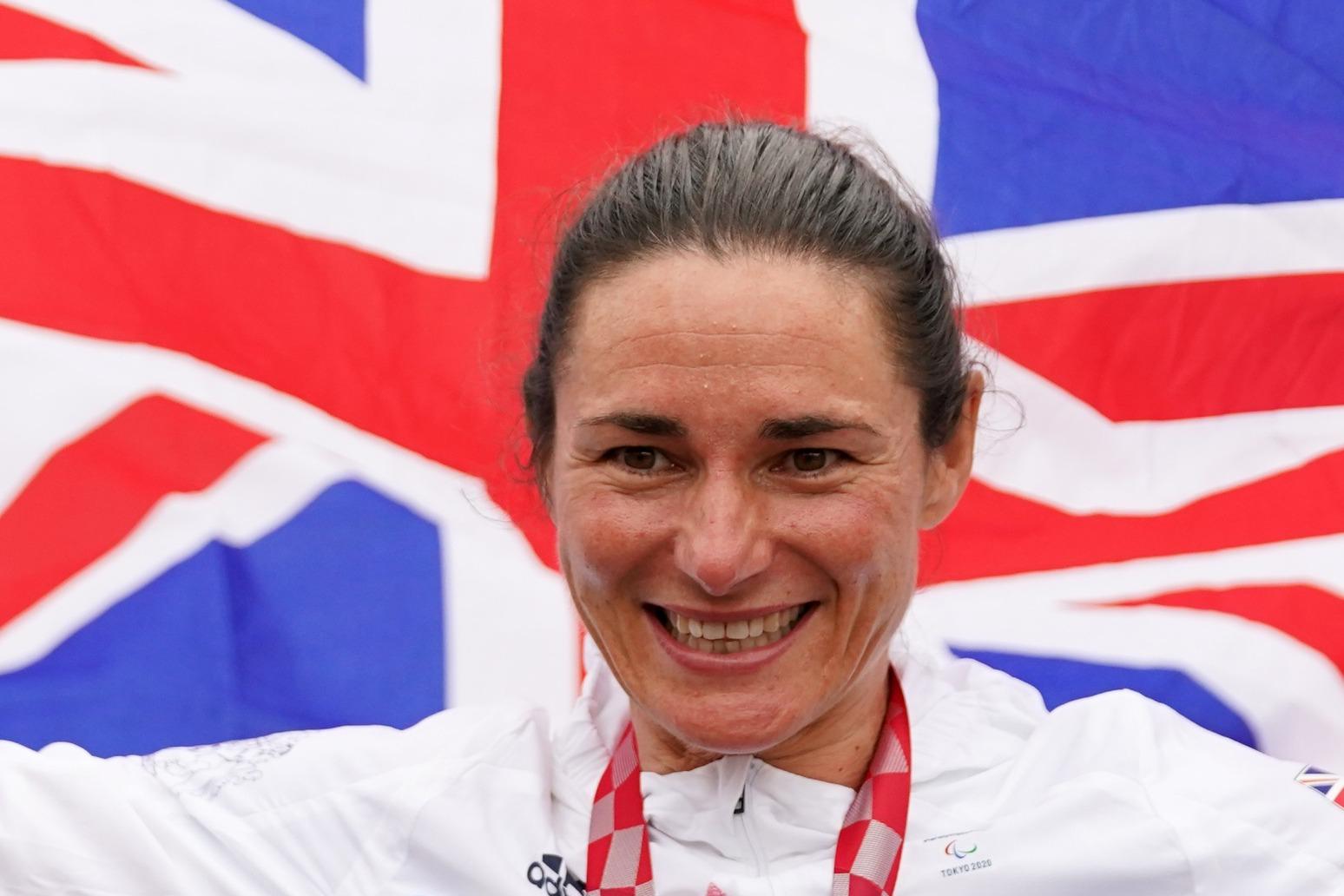Dame Sarah Storey claims 16th career gold at Tokyo Paralympics