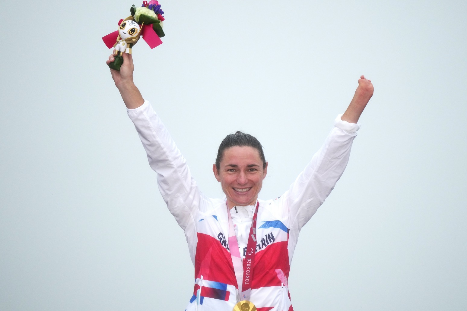 Dame Sarah Storey wins 17th gold to become Britain's most successful Paralympian