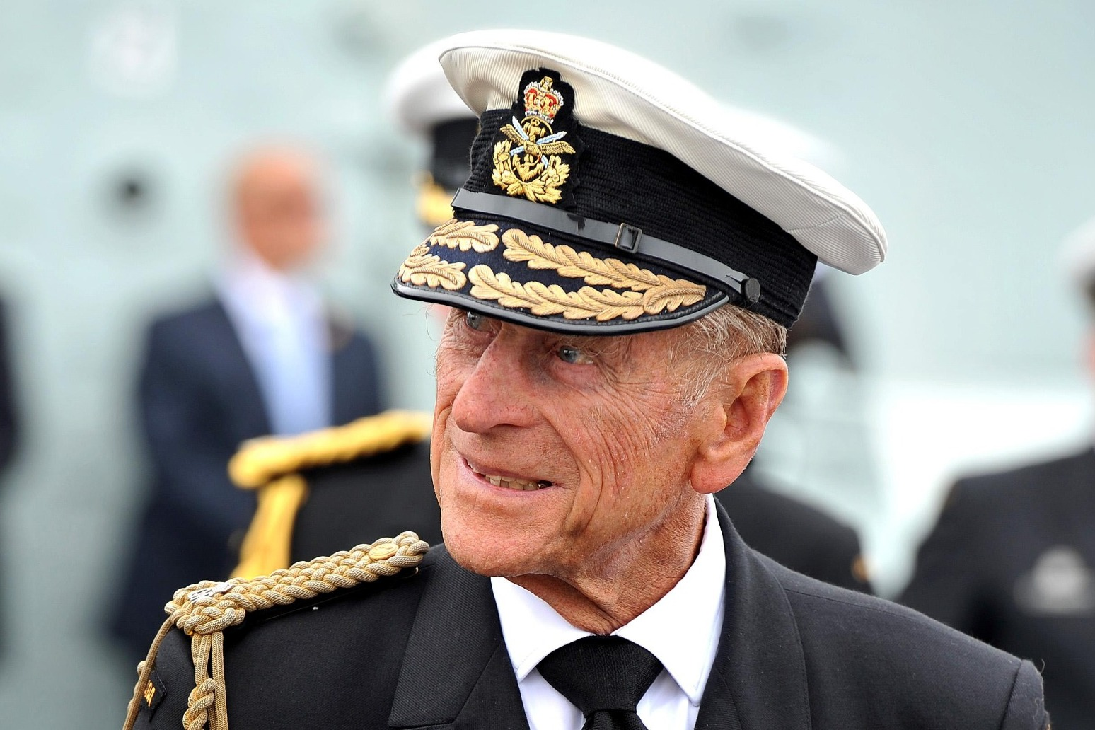 Royals lucky to have had Duke of Edinburgh for nearly 100 years thumbnail